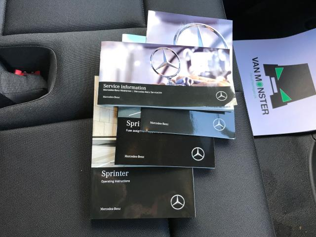 2019 Mercedes-Benz Sprinter 314 CDI MWB 3.5t 143PS EURO 6 (KO19AVE) Image 27