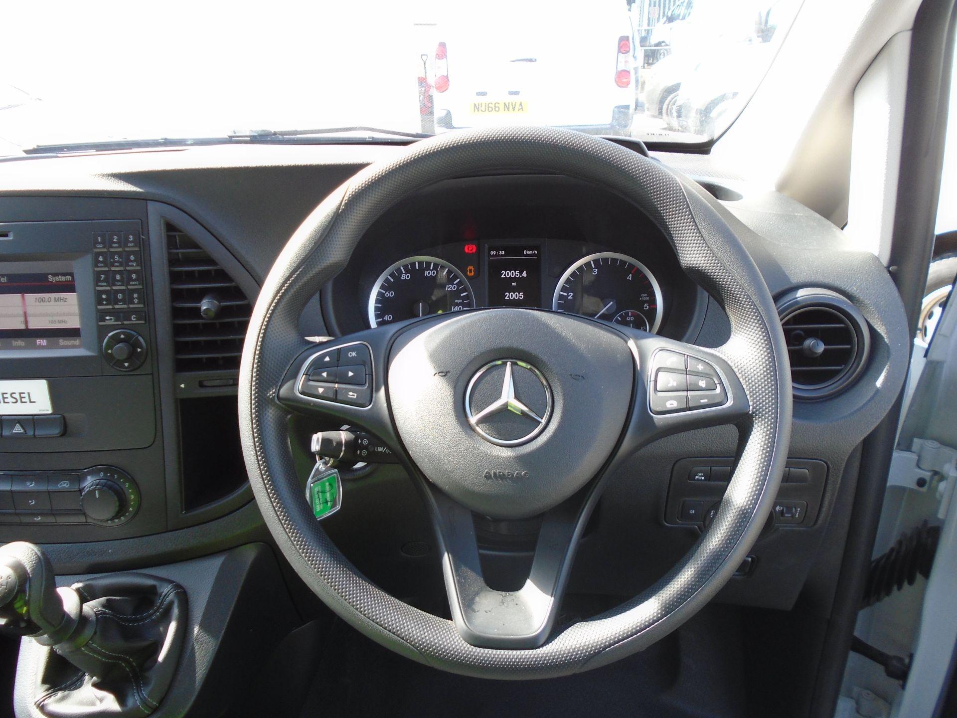2019 Mercedes-Benz Vito 111Cdi Van (KO19AVJ) Image 18