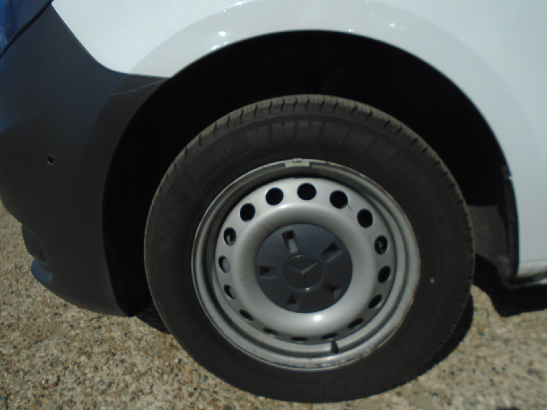 2019 Mercedes-Benz Vito 111Cdi Van (KO19AVJ) Image 7