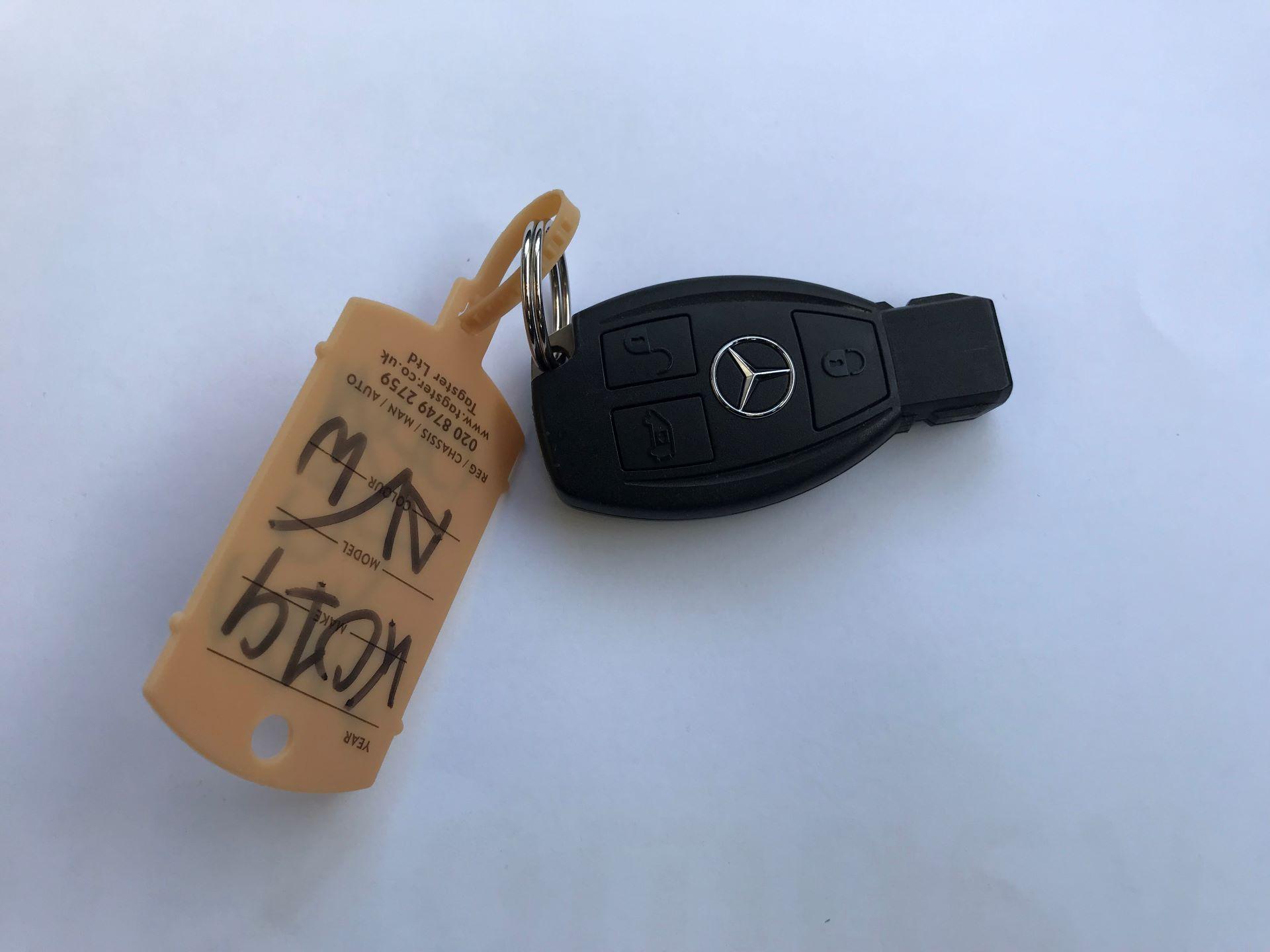 2019 Mercedes-Benz Vito 111Cdi Van (KO19AVW) Image 34