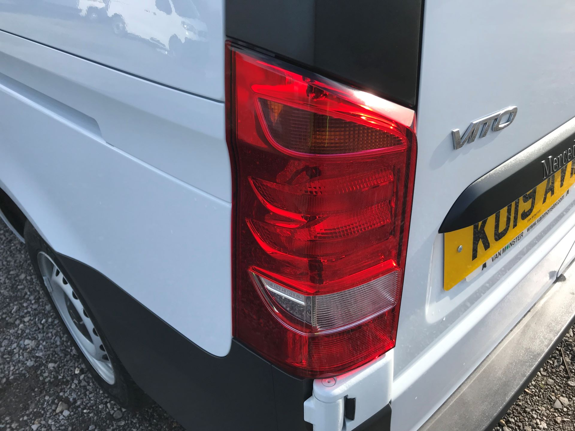 2019 Mercedes-Benz Vito 111Cdi Van (KO19AVW) Image 16