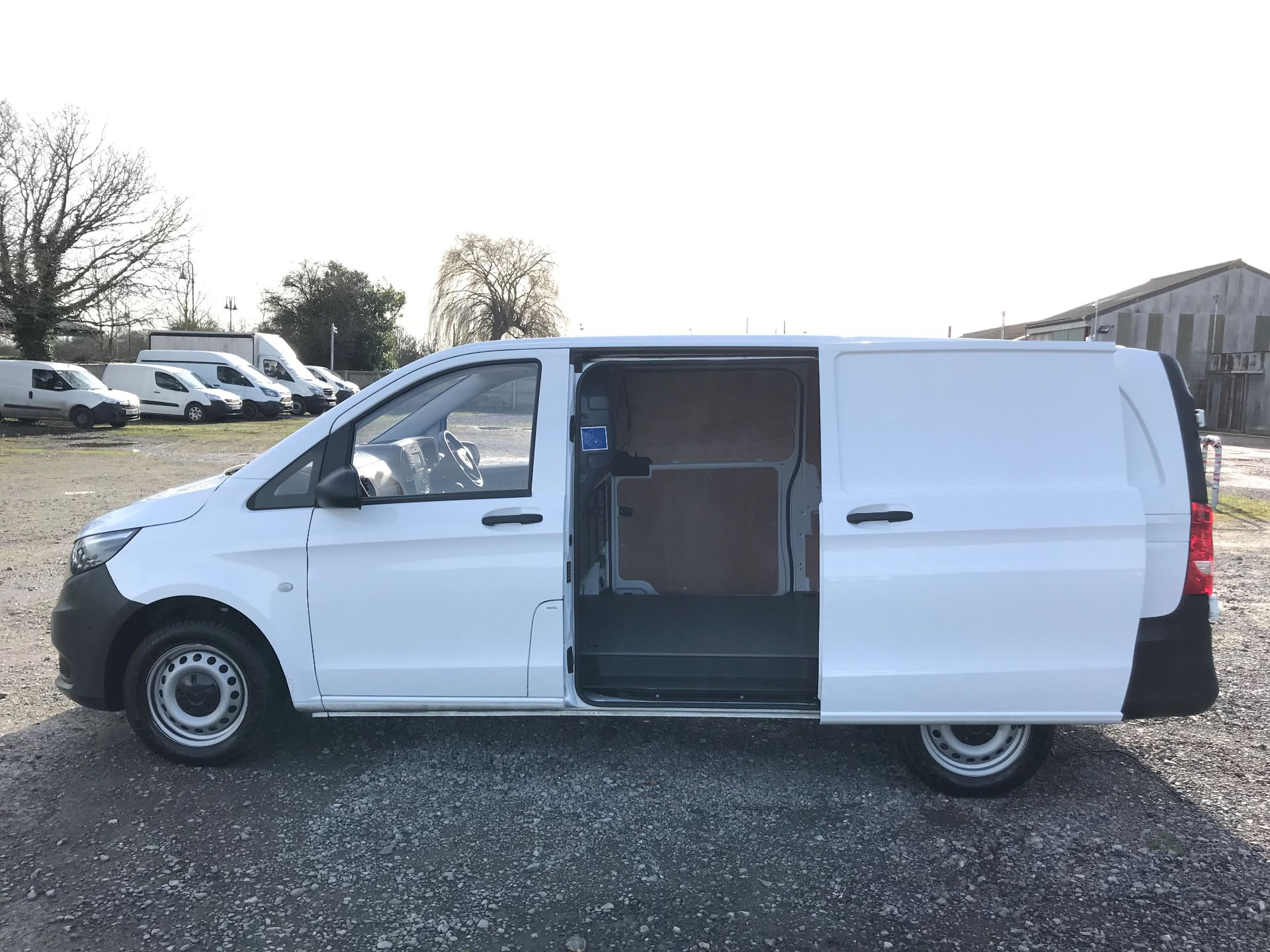2019 Mercedes-Benz Vito 111Cdi Van (KO19AVW) Image 12