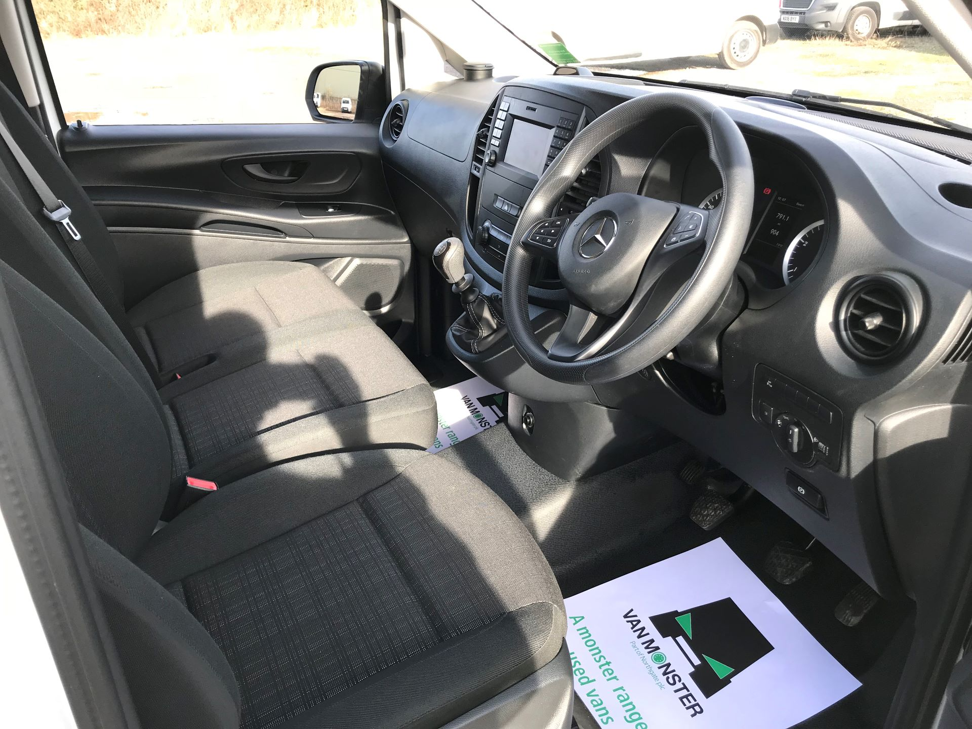 2019 Mercedes-Benz Vito 111Cdi Van (KO19AVW) Image 23