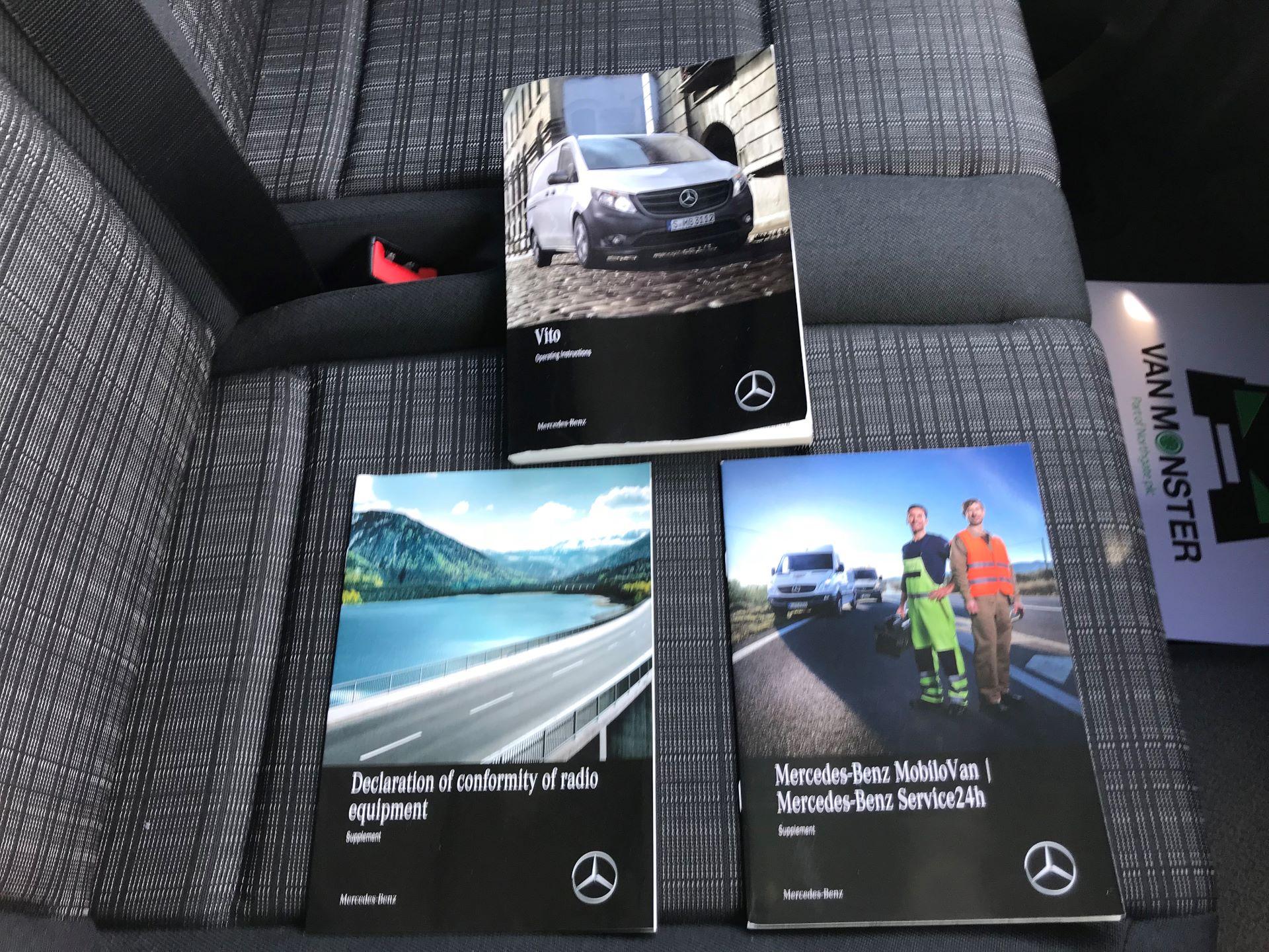 2019 Mercedes-Benz Vito 111Cdi Van (KO19AVW) Image 32