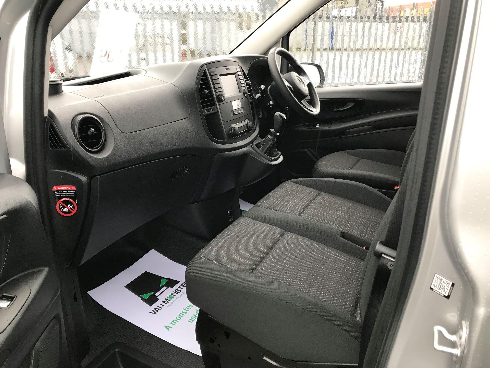 2019 Mercedes-Benz Vito  VITO 114 BLUETEC EURO 6 (KO19AVX) Image 19