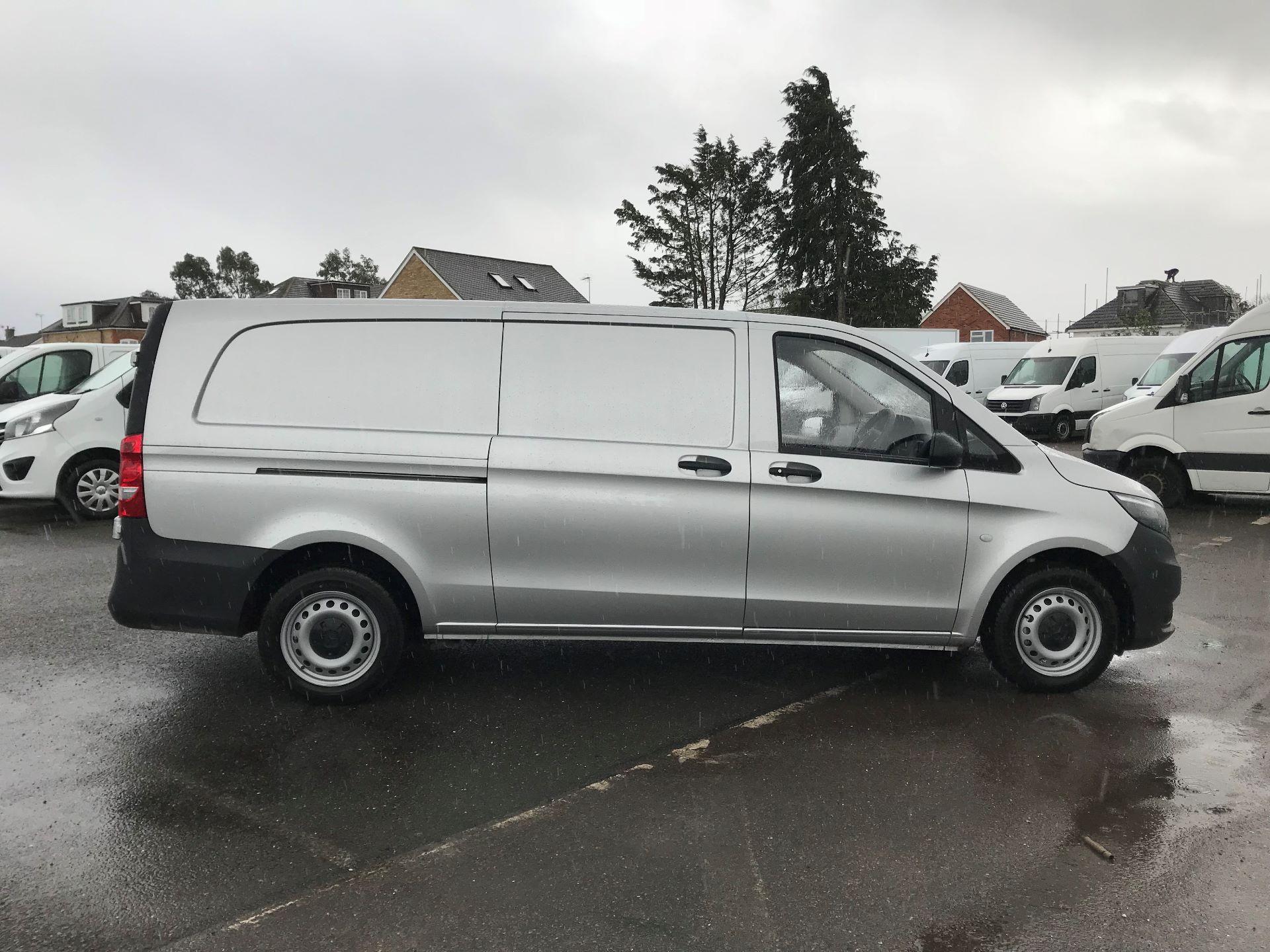 2019 Mercedes-Benz Vito  VITO 114 BLUETEC EURO 6 (KO19AVX) Image 8