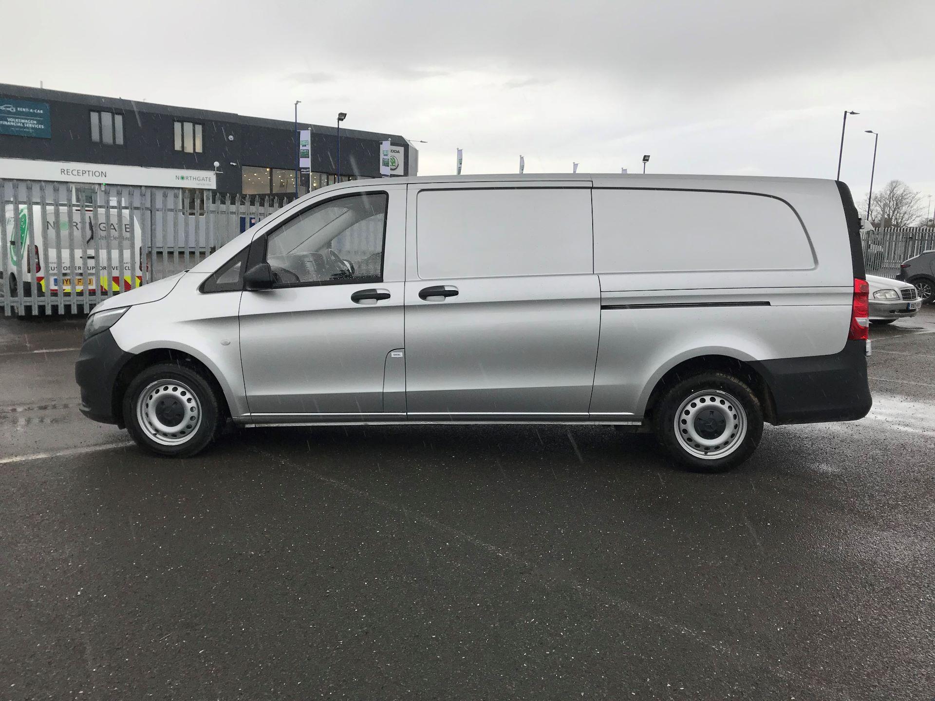 2019 Mercedes-Benz Vito  VITO 114 BLUETEC EURO 6 (KO19AVX) Image 10