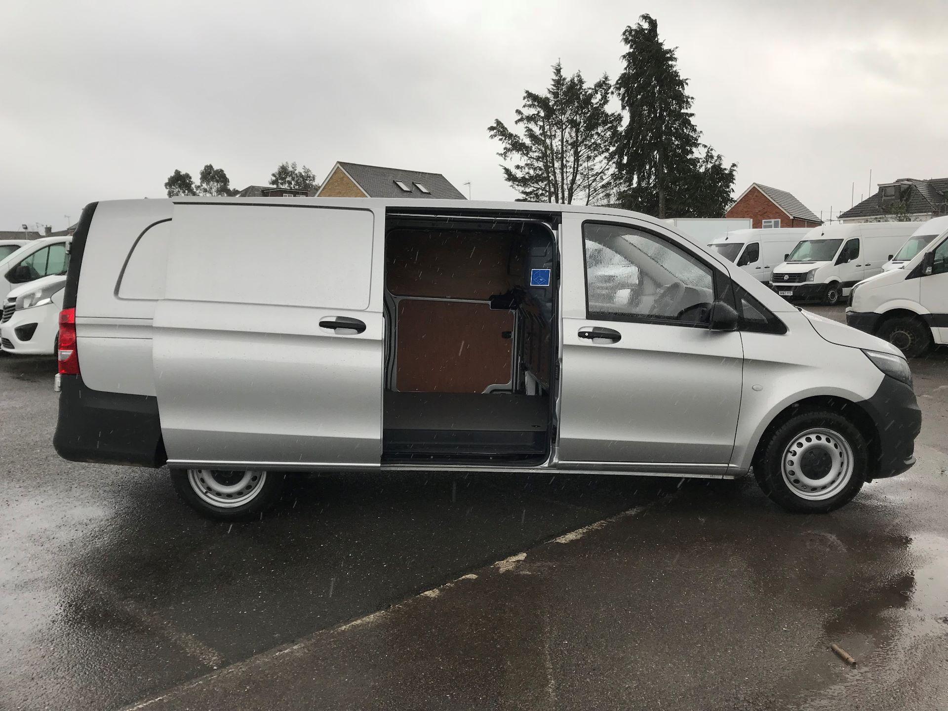 2019 Mercedes-Benz Vito  VITO 114 BLUETEC EURO 6 (KO19AVX) Image 9