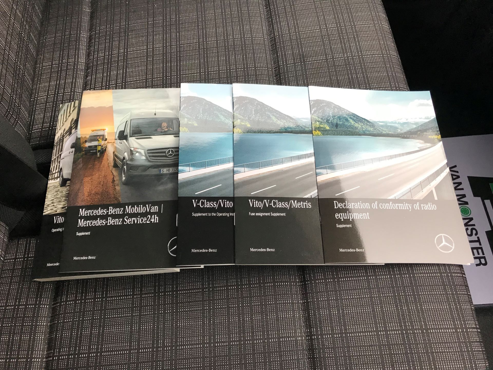 2019 Mercedes-Benz Vito  VITO 114 BLUETEC EURO 6 (KO19AVX) Image 27