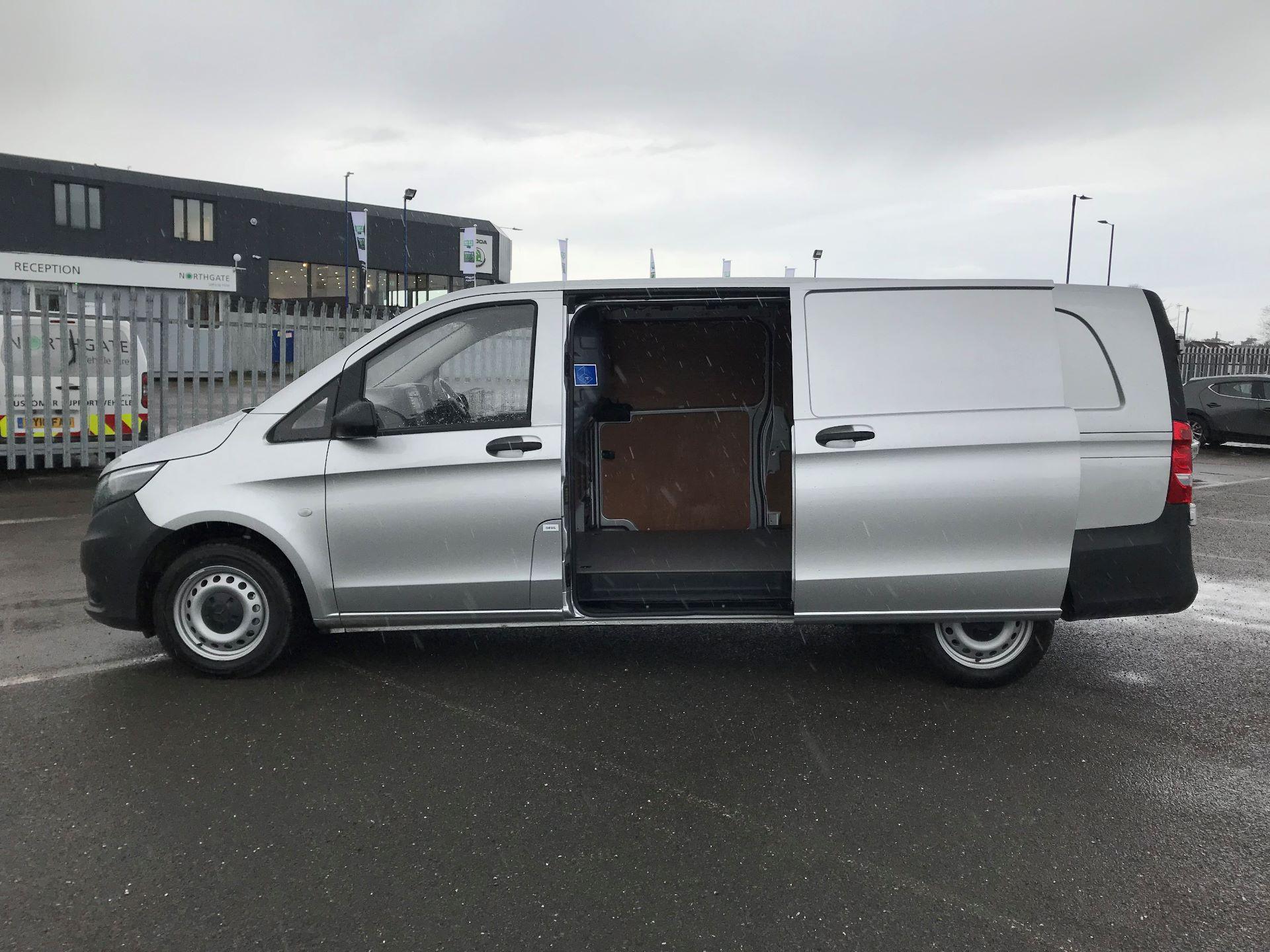 2019 Mercedes-Benz Vito  VITO 114 BLUETEC EURO 6 (KO19AVX) Image 11