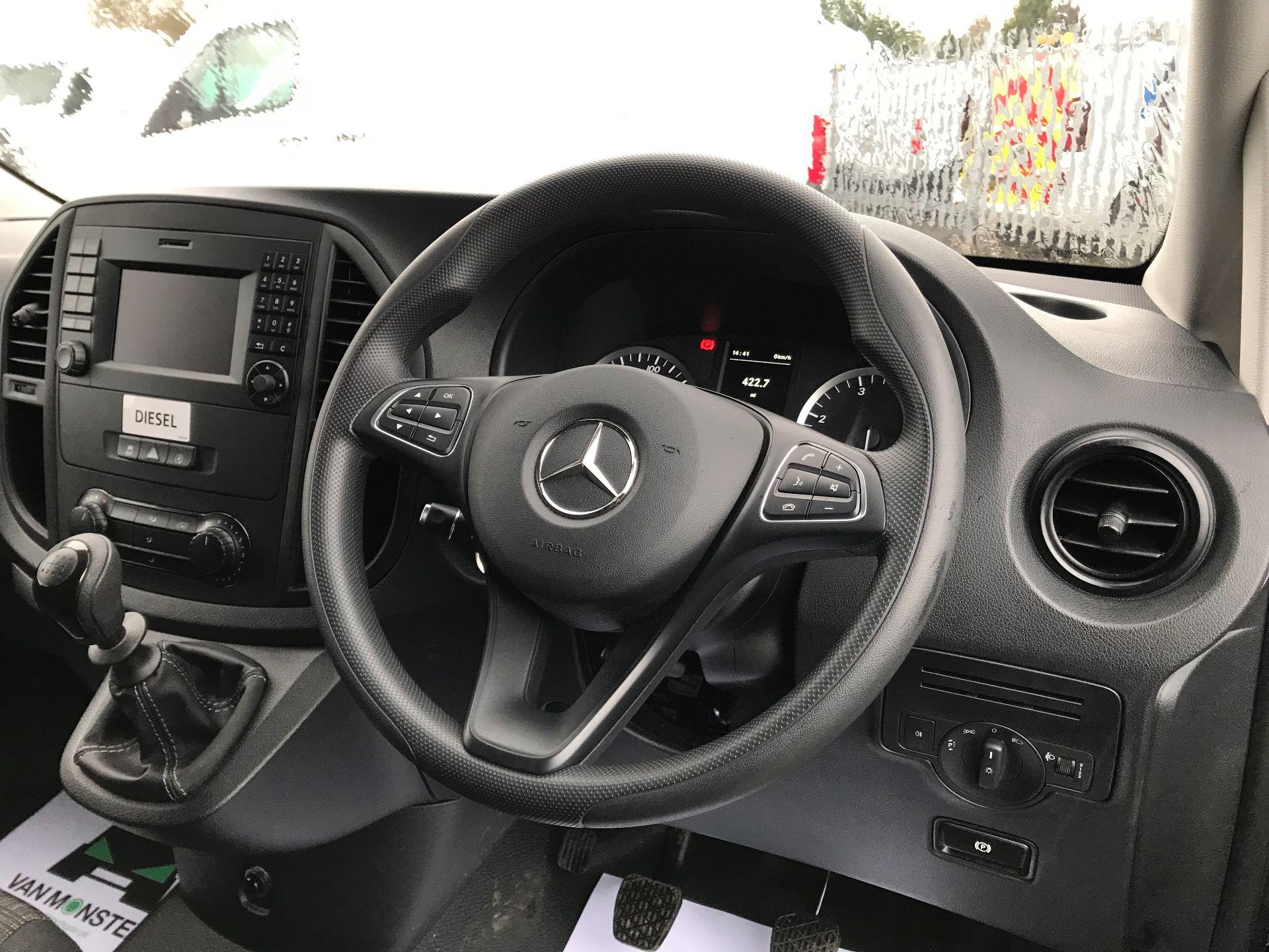 2019 Mercedes-Benz Vito  VITO 114 BLUETEC EURO 6 (KO19AVX) Image 22