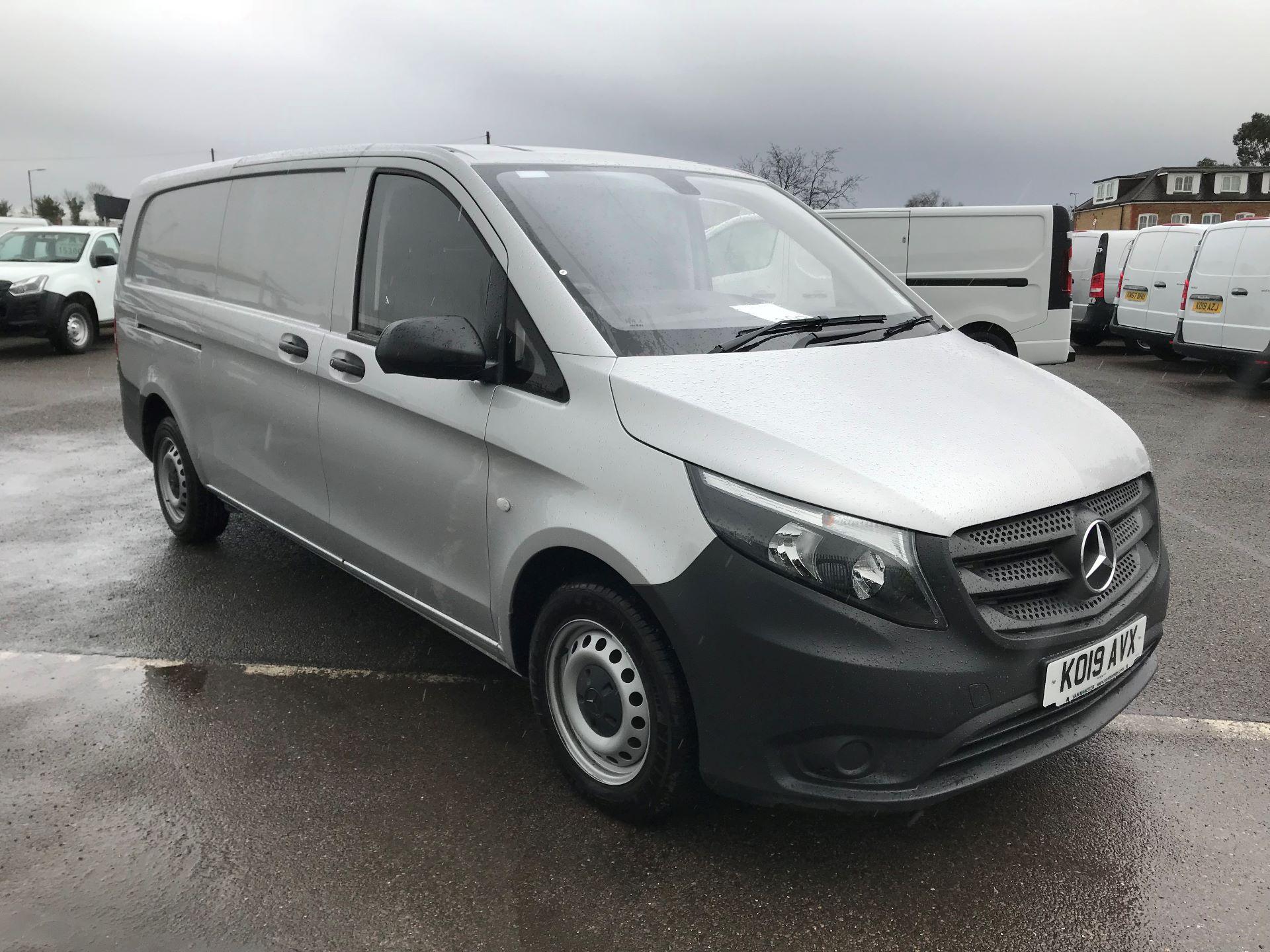 2019 Mercedes-Benz Vito  VITO 114 BLUETEC EURO 6 (KO19AVX)