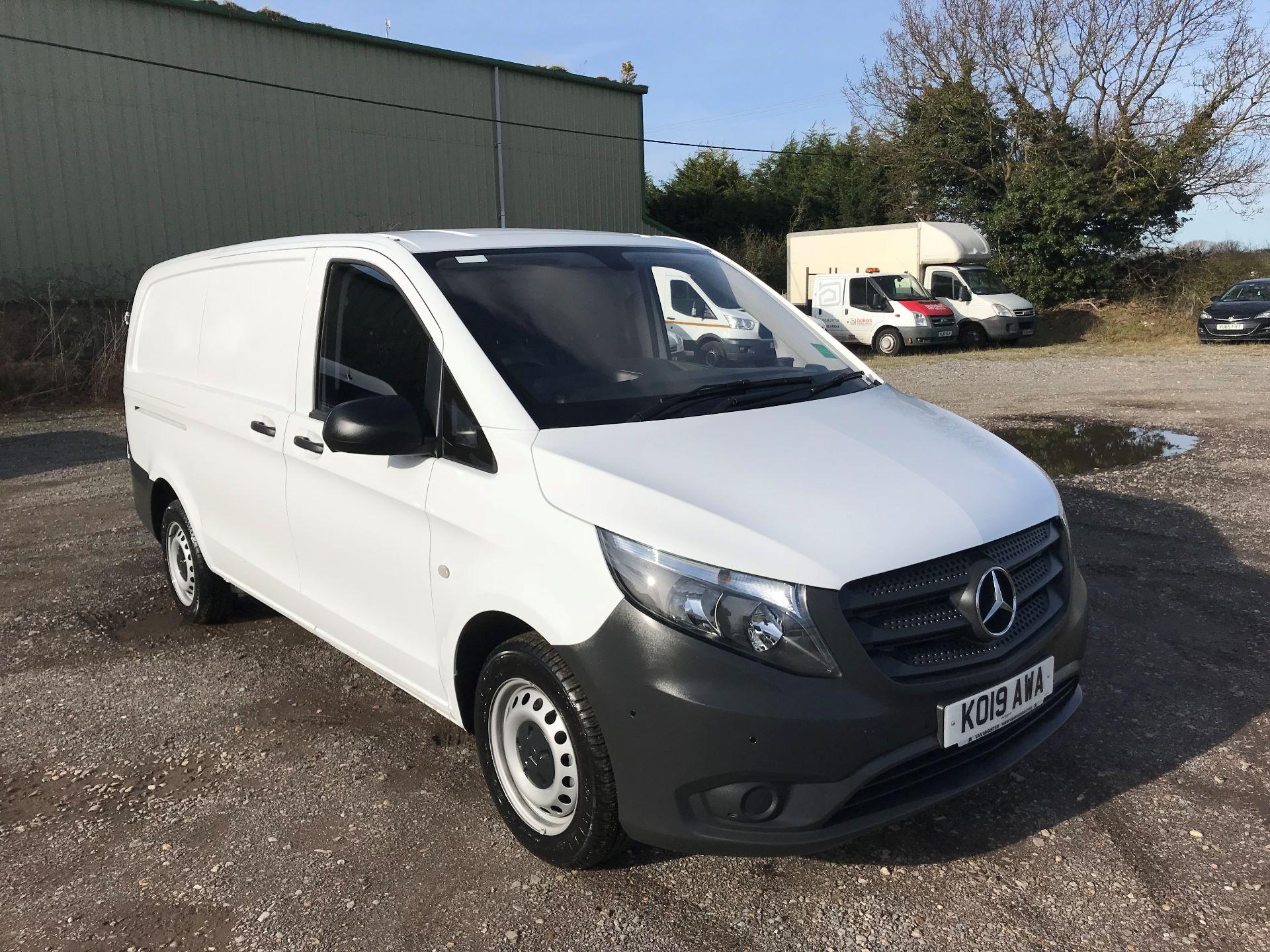 2019 Mercedes-Benz Vito 111Cdi Van (KO19AWA)