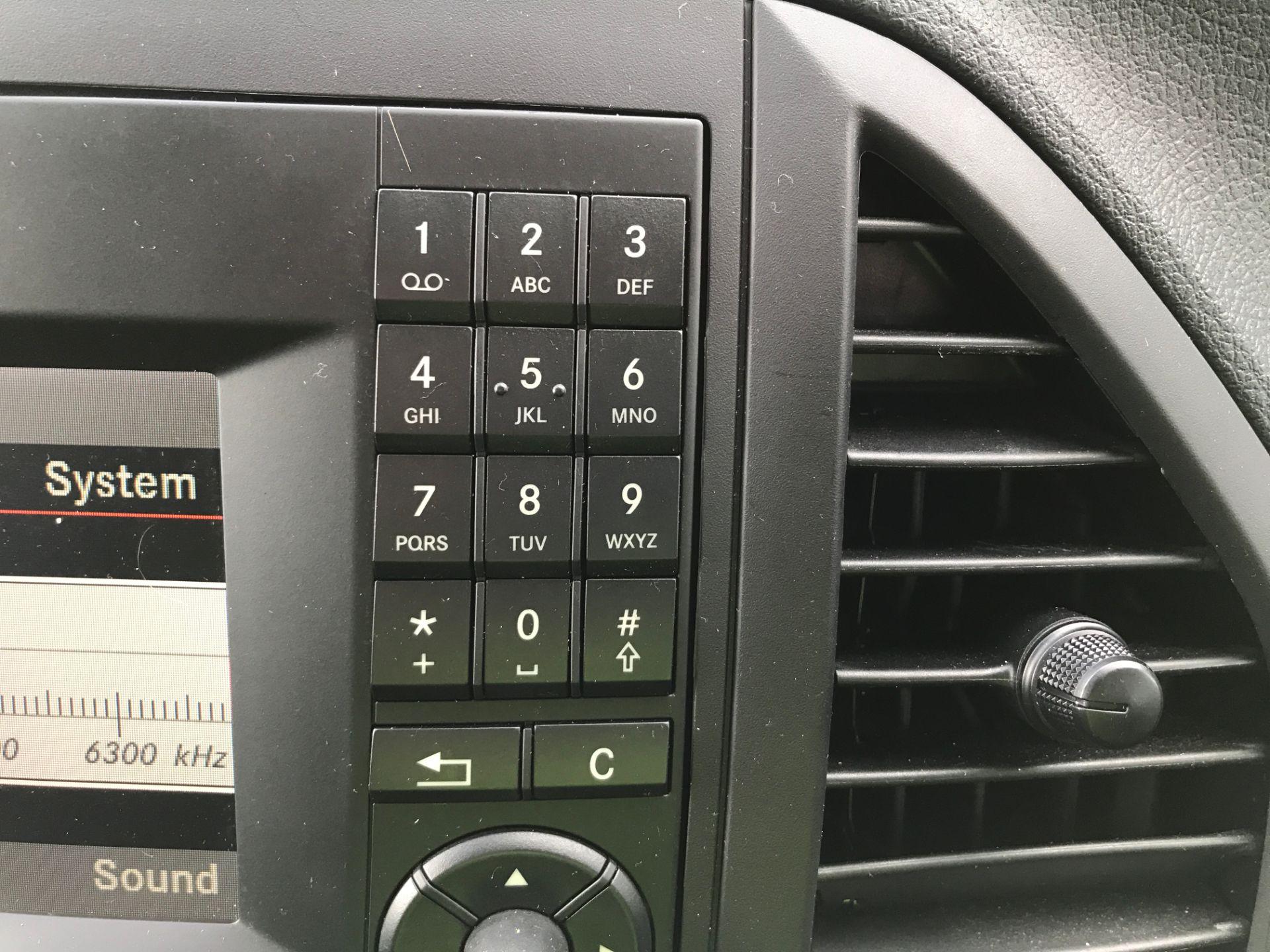 2019 Mercedes-Benz Vito 111CDI LWB 110PS EURO 6  (KO19AWC) Image 25