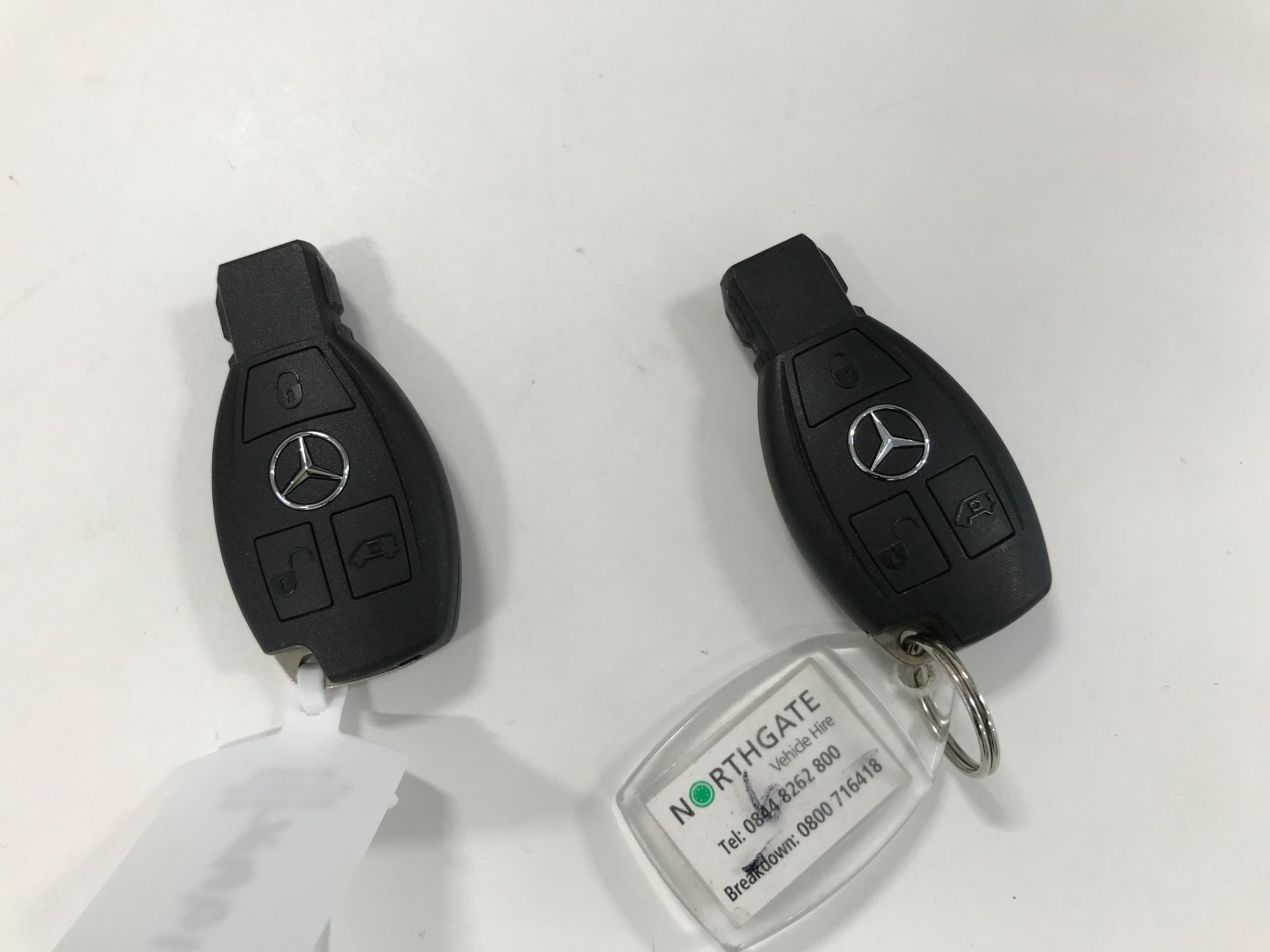 2019 Mercedes-Benz Vito 111CDI LWB 110PS EURO 6  (KO19AWC) Image 35
