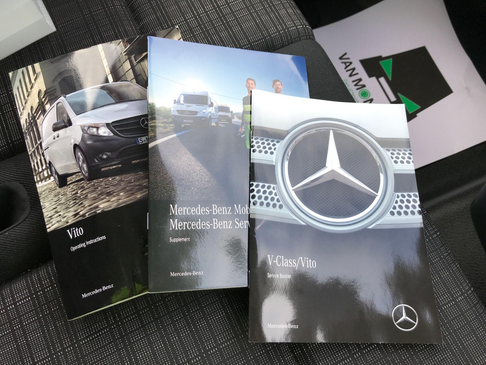 2019 Mercedes-Benz Vito 111CDI LWB 110PS EURO 6  (KO19AWC) Image 33
