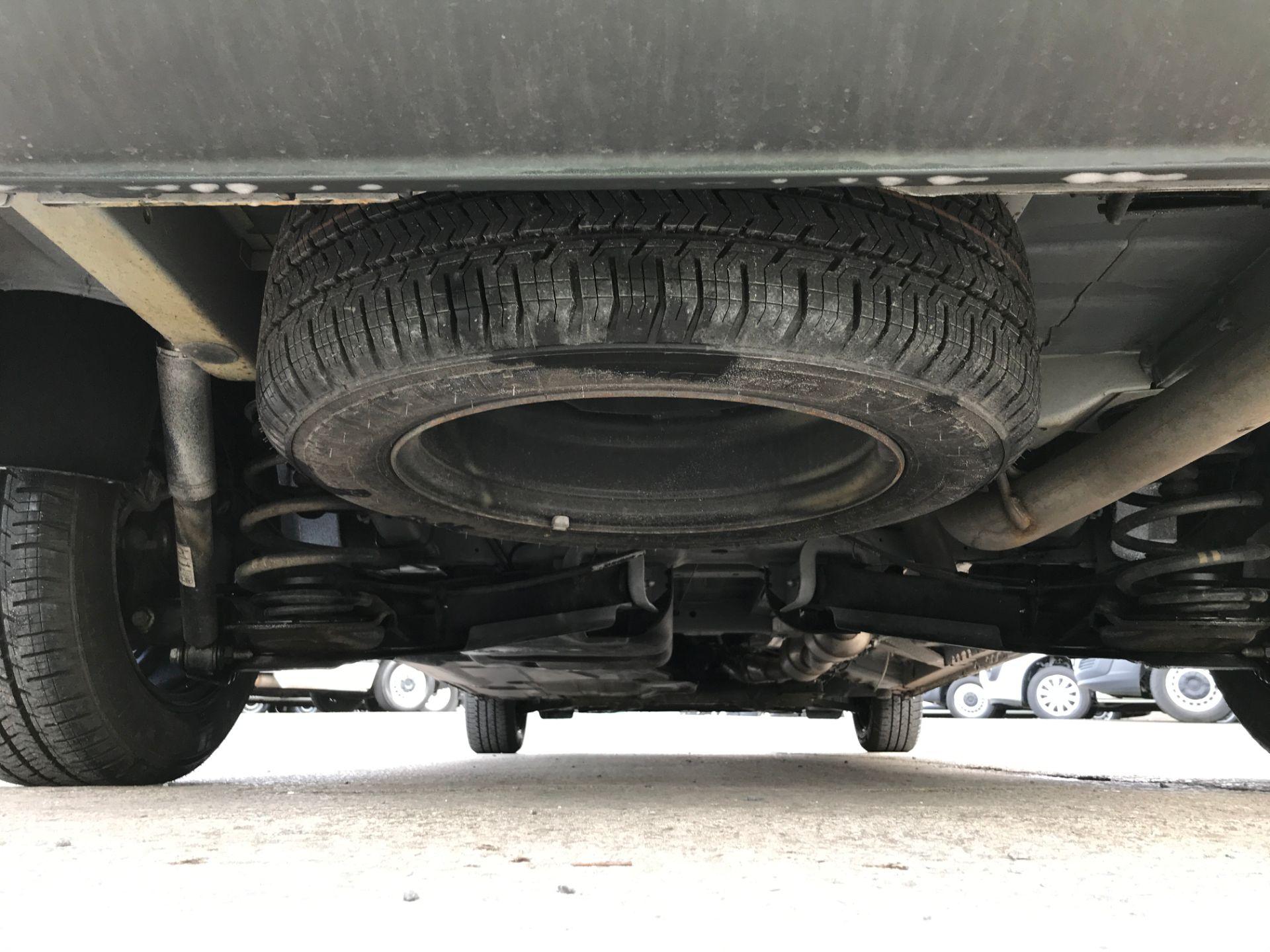 2019 Mercedes-Benz Vito 111CDI LWB 110PS EURO 6  (KO19AWC) Image 18