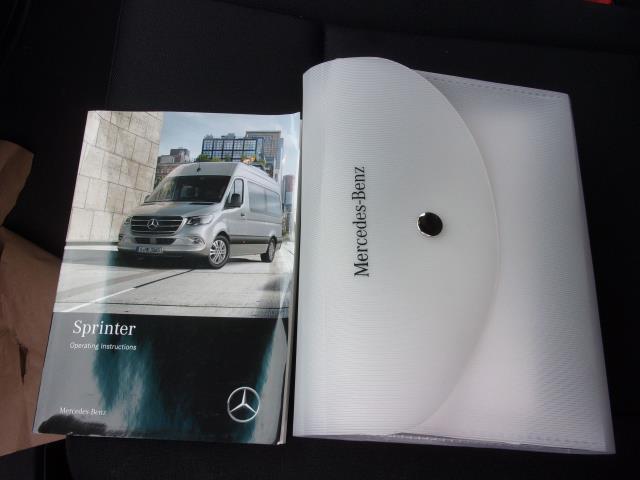 2019 Mercedes-Benz Sprinter 314CDI L2 DIESEL FWD L2 H2 VAN EURO 6 (KO19AXD) Image 22