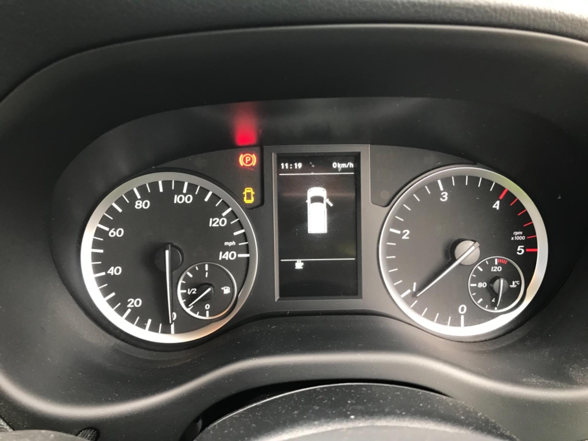 2019 Mercedes-Benz Vito LONG 111CDI VAN EURO 6  (KO19AXY) Image 19