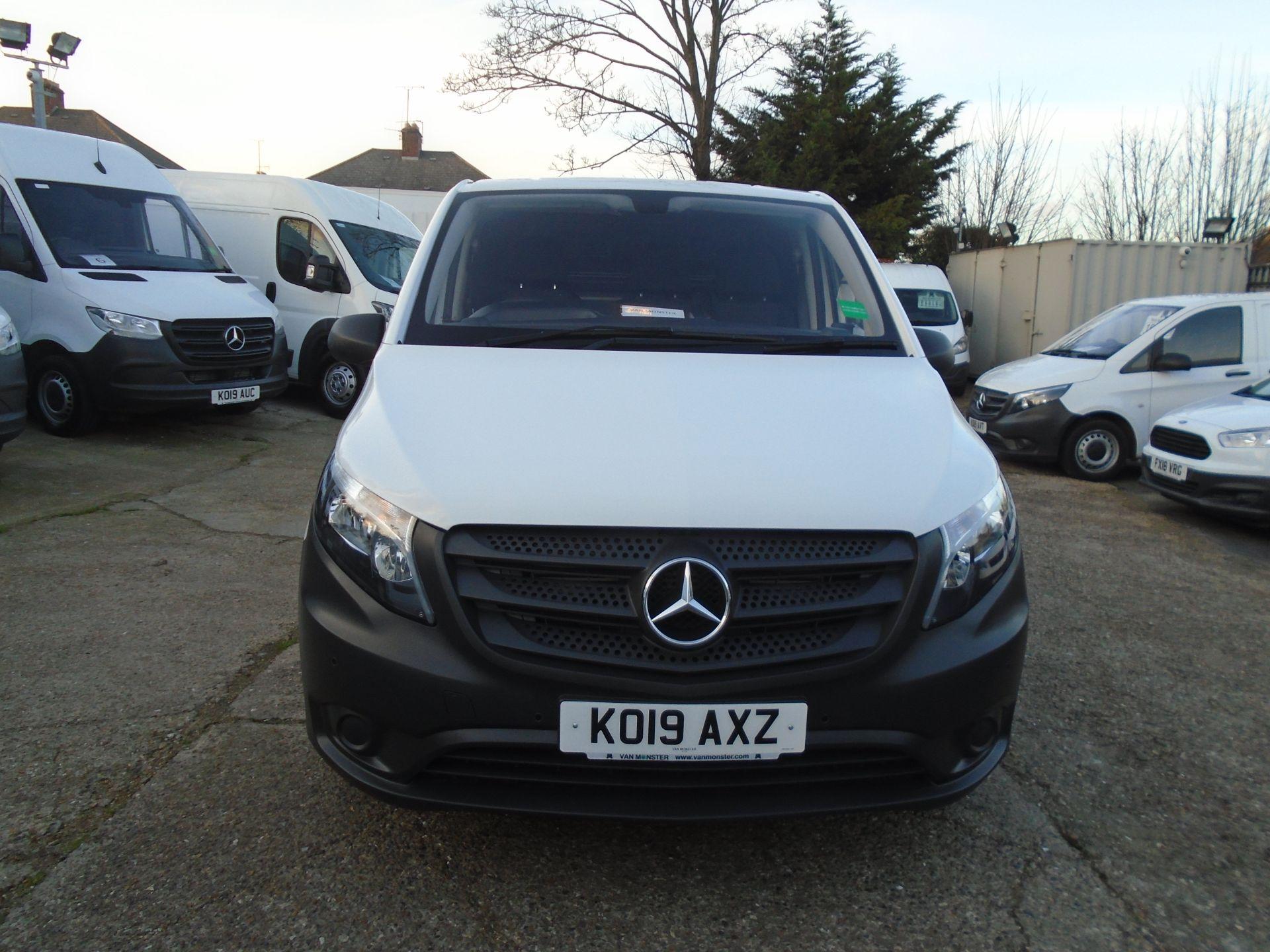 2019 Mercedes-Benz Vito 111Cdi Van (KO19AXZ) Image 2
