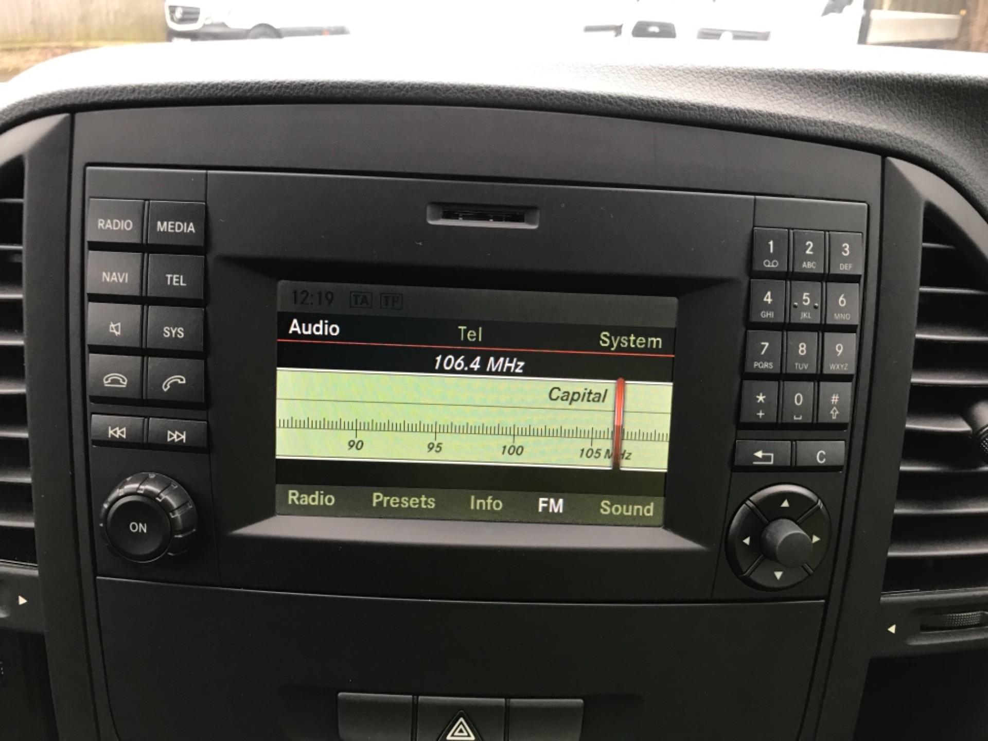 2019 Mercedes-Benz Vito LONG 111CDI VAN EURO 6  (KO19AYF) Image 13