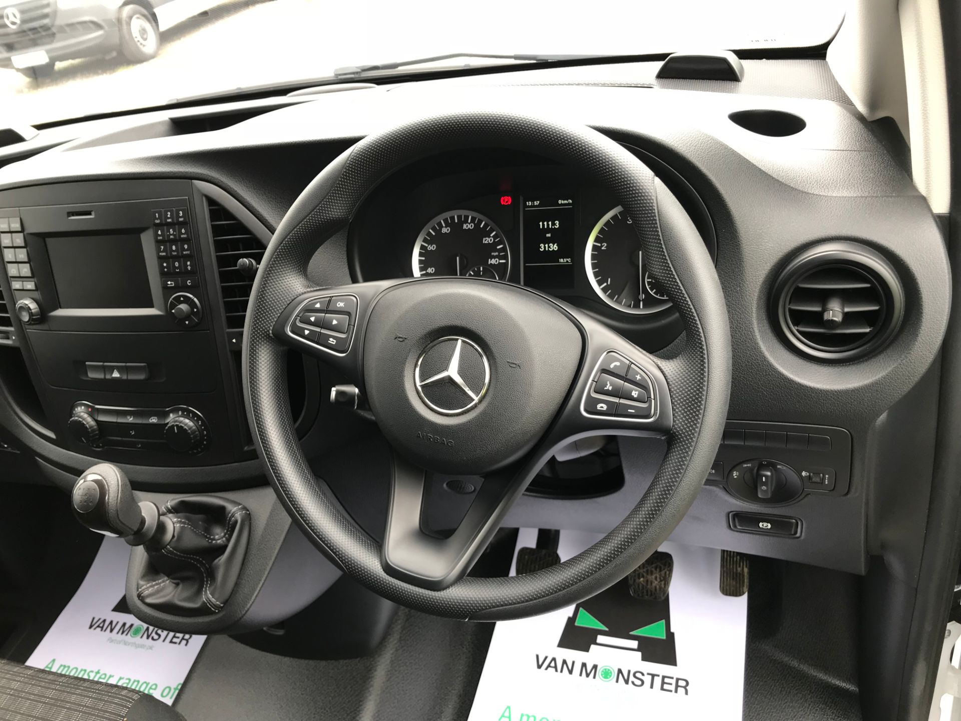 2019 Mercedes-Benz Vito 111Cdi Van (KO19AYK) Image 27
