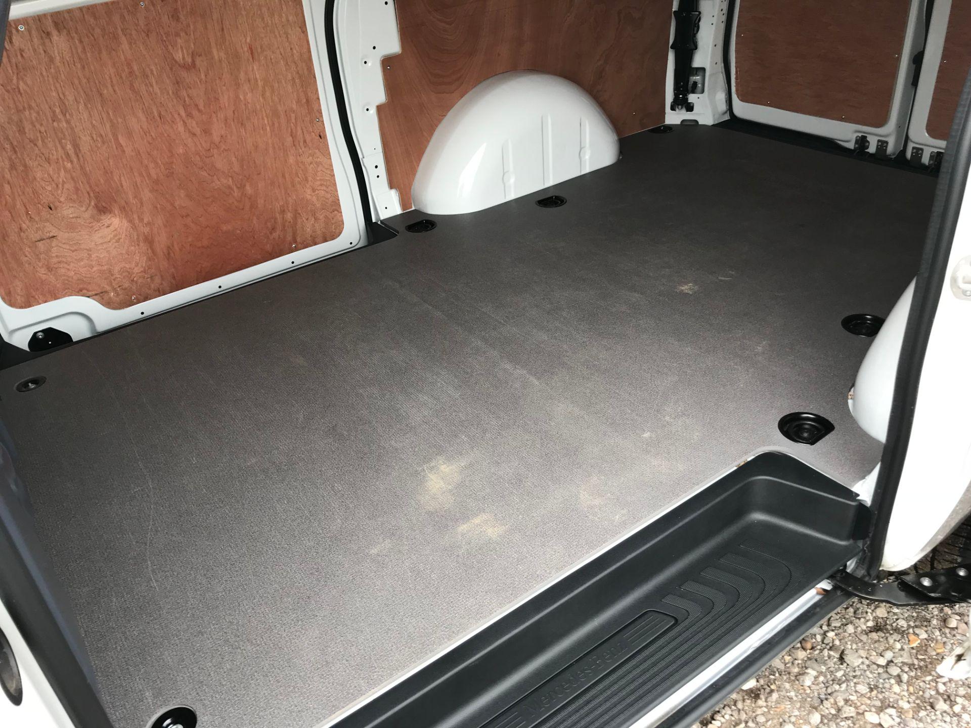 2019 Mercedes-Benz Vito 111Cdi Van (KO19AYK) Image 10