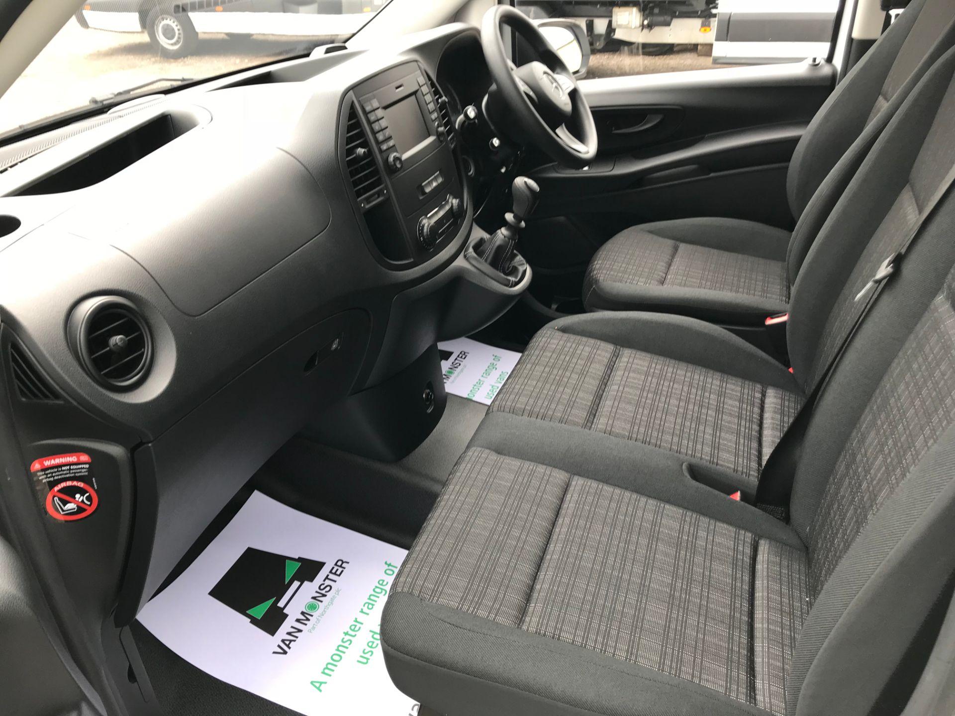2019 Mercedes-Benz Vito 111Cdi Van (KO19AYK) Image 24