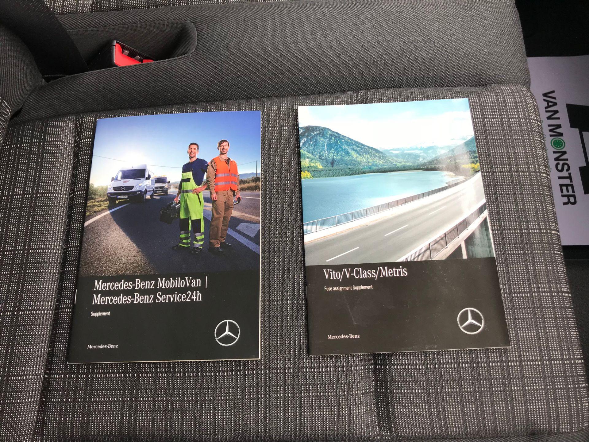 2019 Mercedes-Benz Vito 111Cdi Van (KO19AYK) Image 36