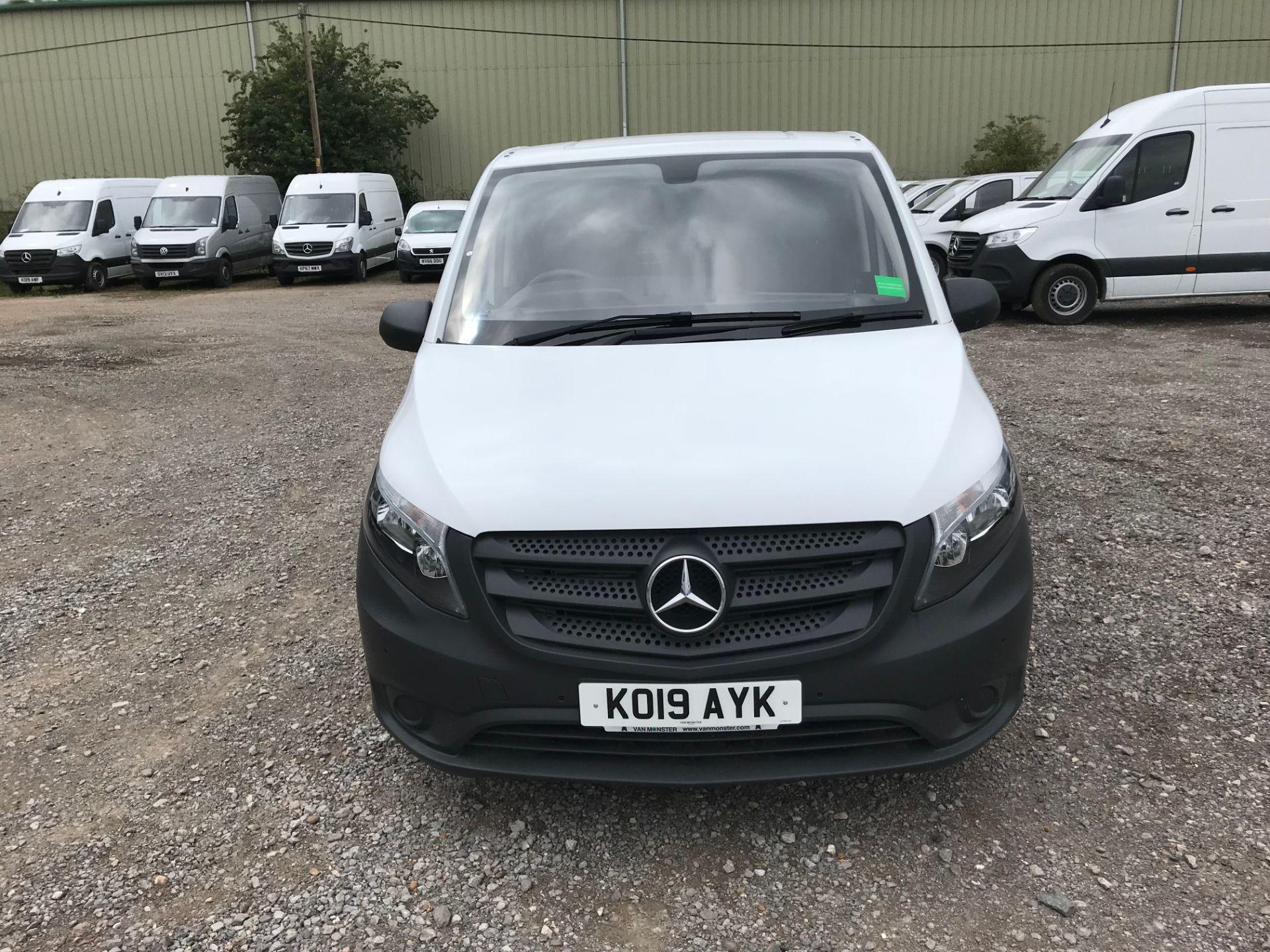 2019 Mercedes-Benz Vito 111Cdi Van (KO19AYK) Image 2