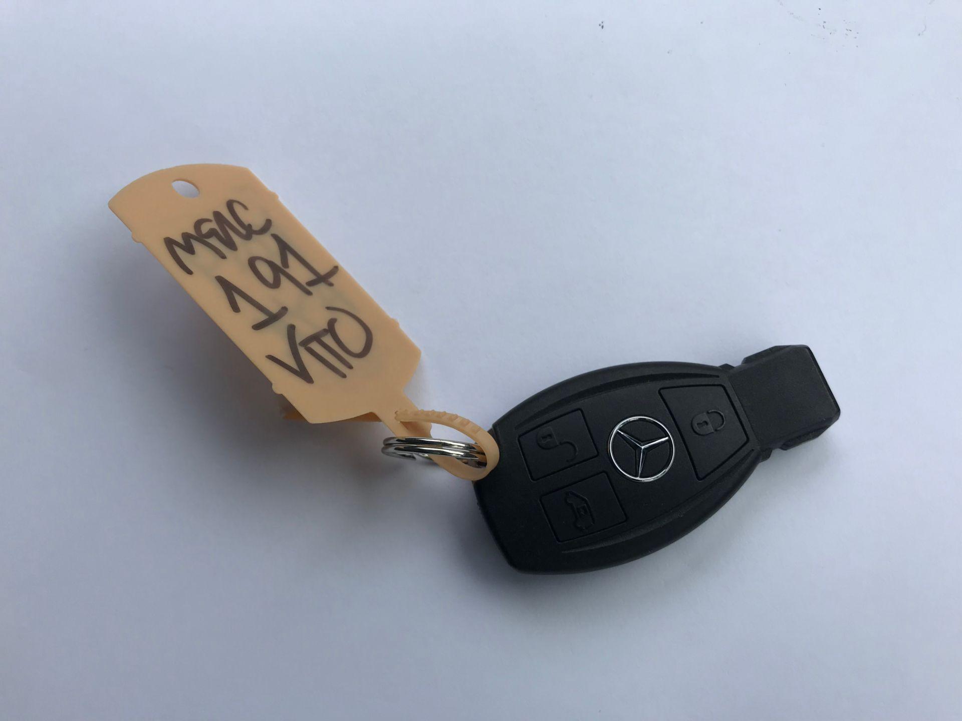 2019 Mercedes-Benz Vito 111Cdi Van (KO19AYK) Image 38