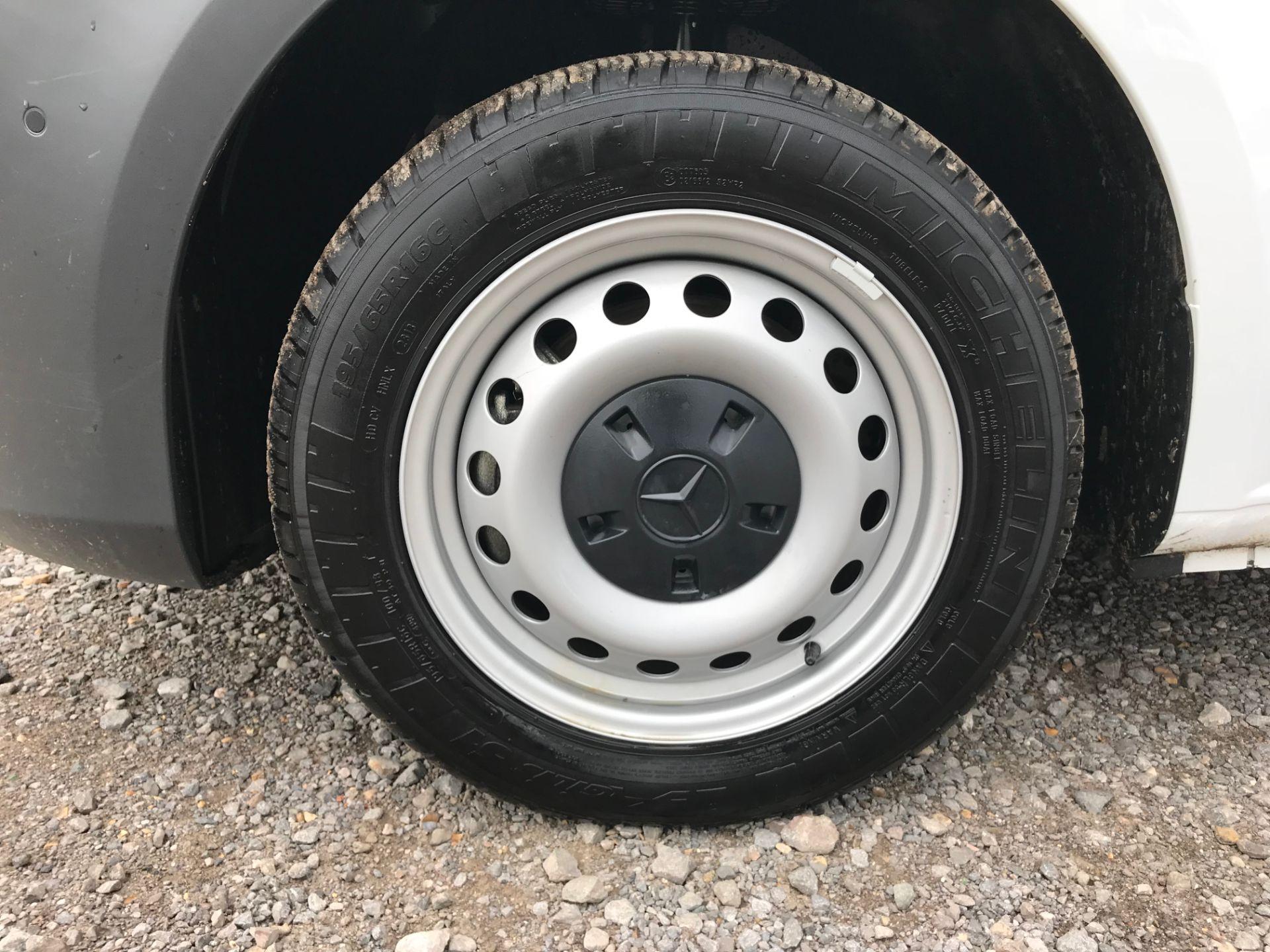 2019 Mercedes-Benz Vito 111Cdi Van (KO19AYK) Image 23