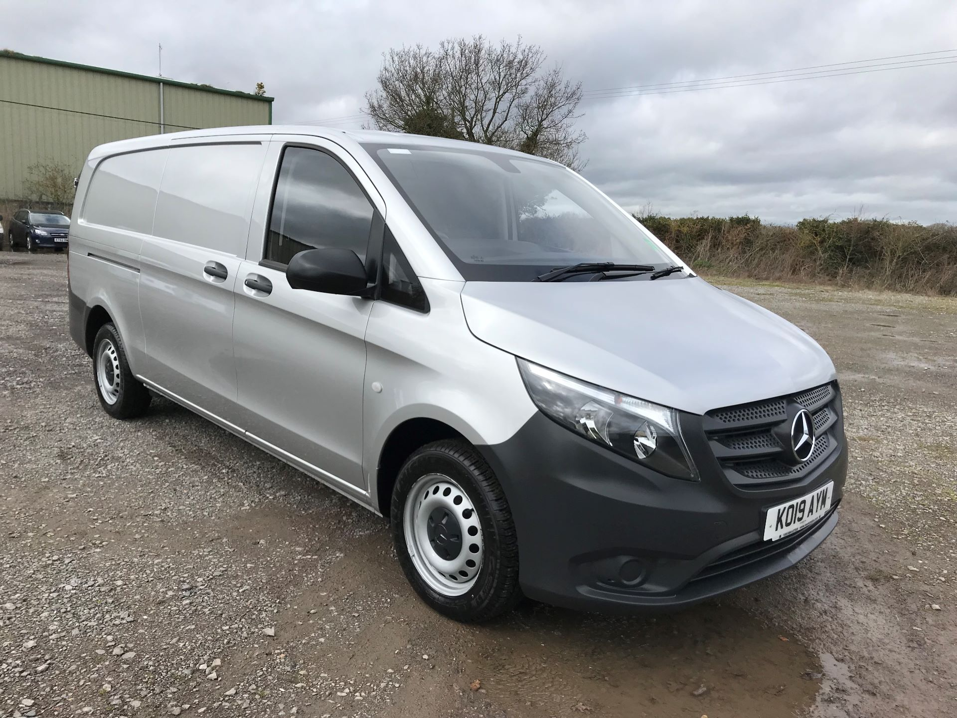 2019 Mercedes-Benz Vito 114Cdi Van (KO19AYM)