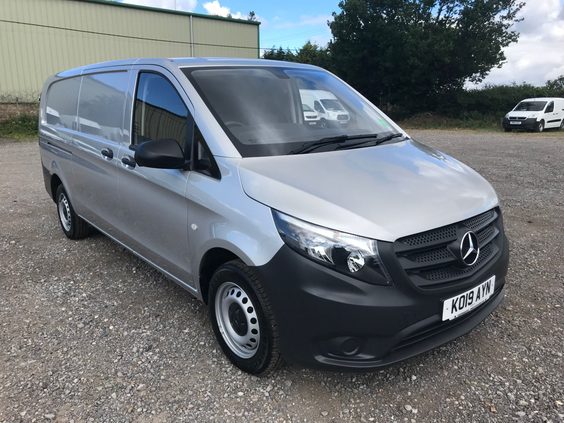 2019 Mercedes-Benz Vito 114Cdi Van (KO19AYN)