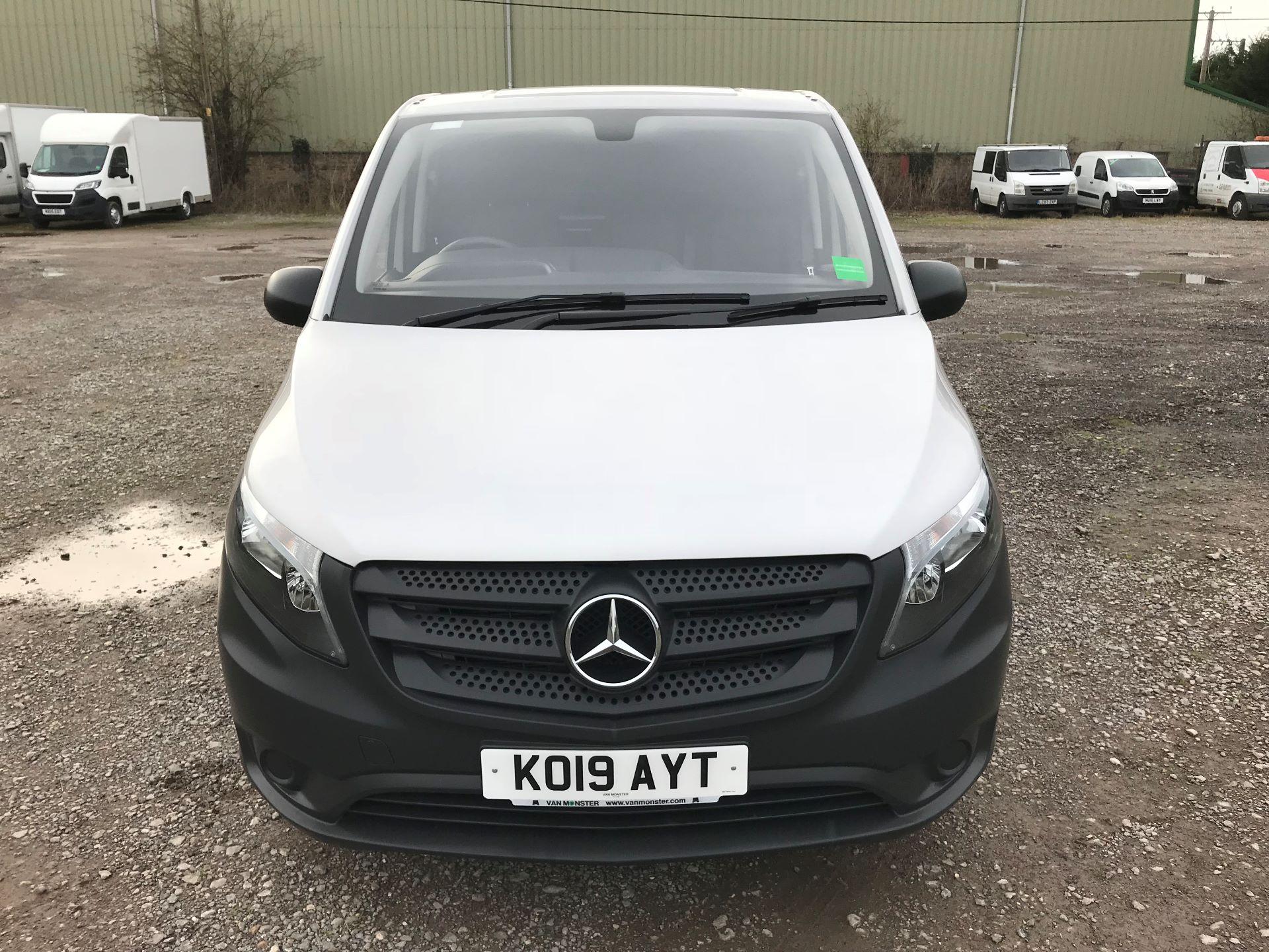 2019 Mercedes-Benz Vito 114Cdi Van (KO19AYT) Image 2