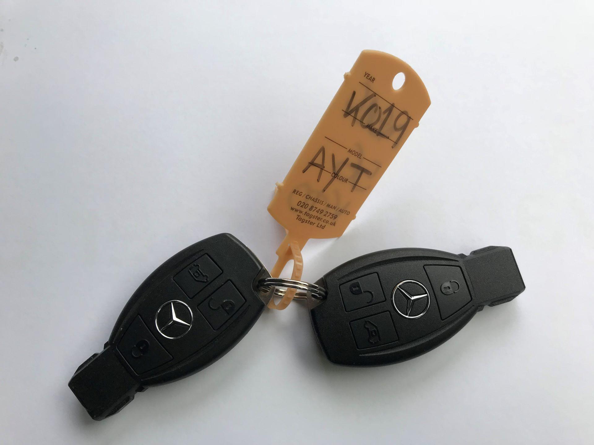 2019 Mercedes-Benz Vito 114Cdi Van (KO19AYT) Image 33