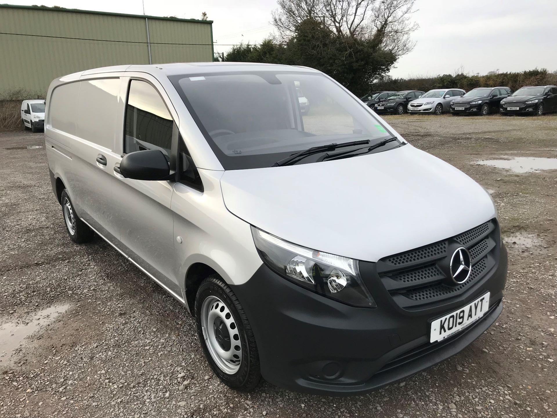 2019 Mercedes-Benz Vito 114Cdi Van (KO19AYT)