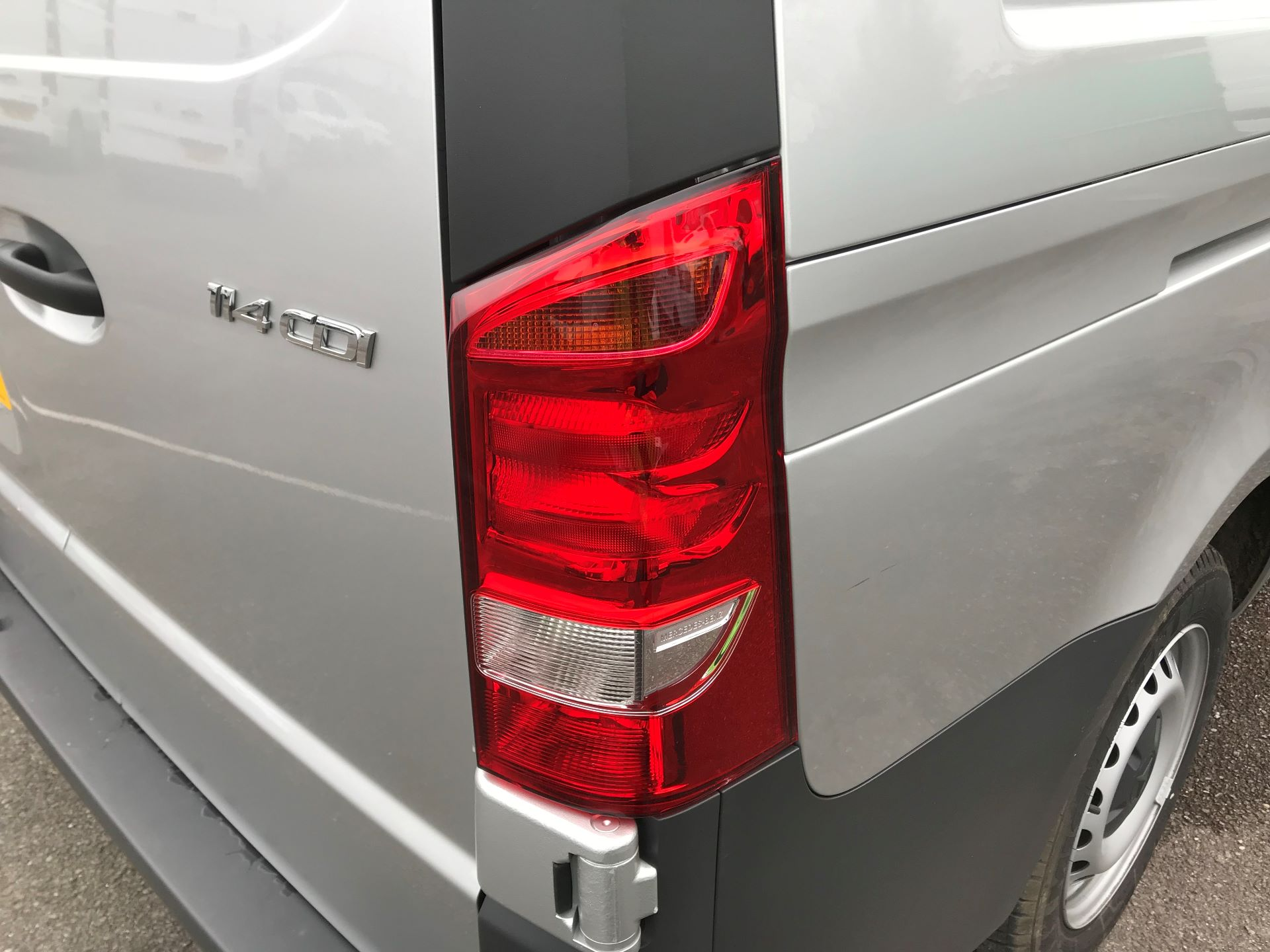 2019 Mercedes-Benz Vito  VITO 114 BLUETEC EURO 6 (KO19AZD) Image 14