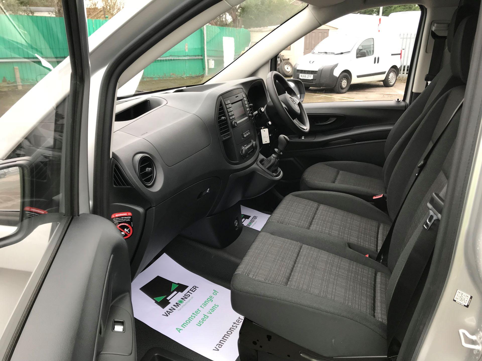 2019 Mercedes-Benz Vito  VITO 114 BLUETEC EURO 6 (KO19AZD) Image 19
