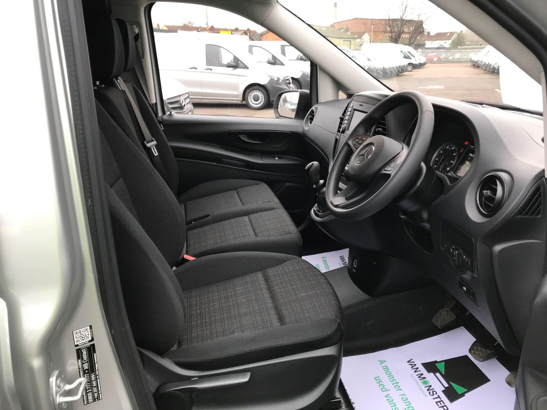 2019 Mercedes-Benz Vito  VITO 114 BLUETEC EURO 6 (KO19AZD) Image 21