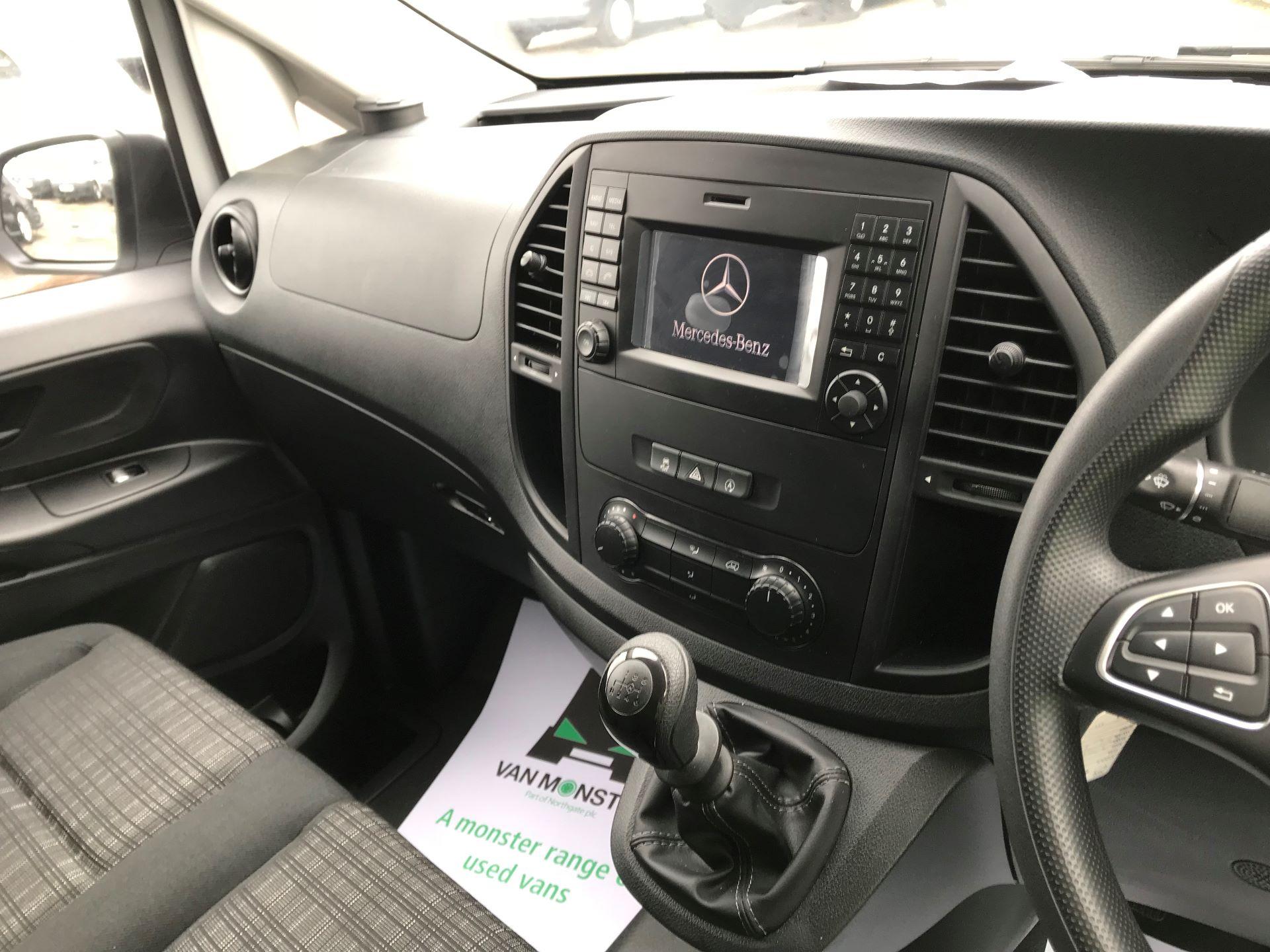 2019 Mercedes-Benz Vito  VITO 114 CDI  EURO 6 (KO19AZJ) Image 24