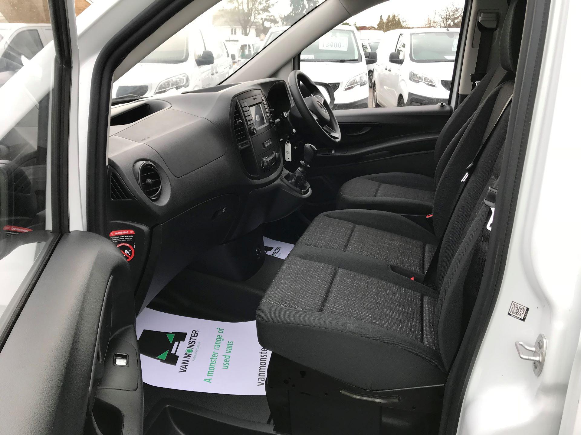 2019 Mercedes-Benz Vito  VITO 114 CDI  EURO 6 (KO19AZJ) Image 19