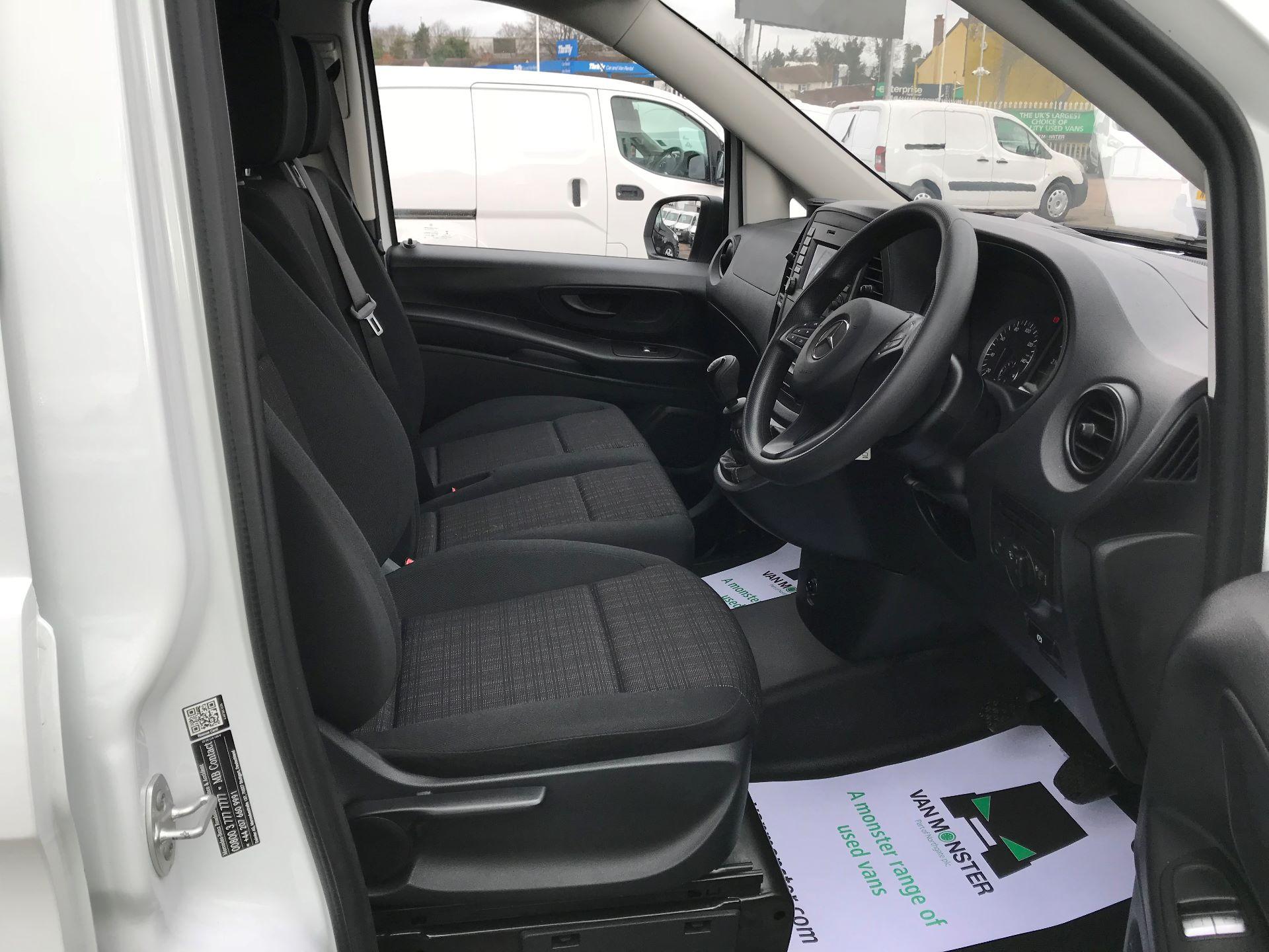 2019 Mercedes-Benz Vito  VITO 114 CDI  EURO 6 (KO19AZJ) Image 21