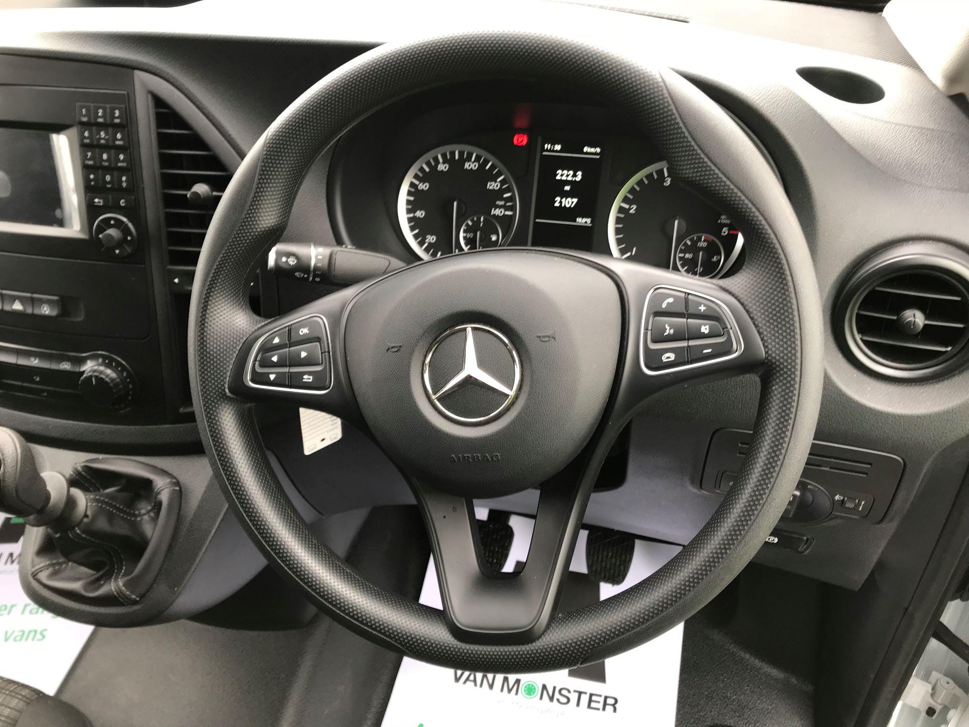 2019 Mercedes-Benz Vito  VITO 114 CDI  EURO 6 (KO19AZJ) Image 22