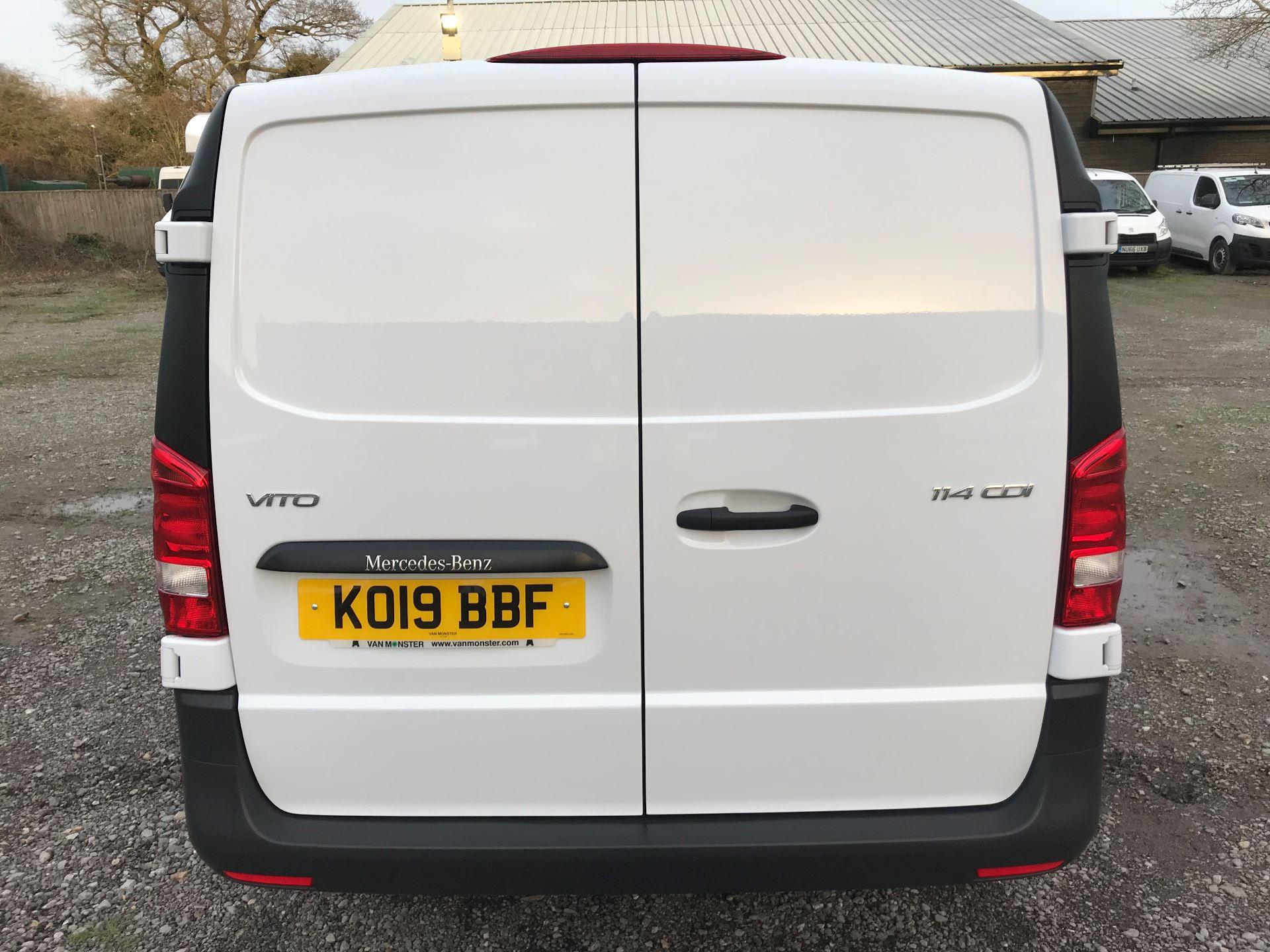2019 Mercedes-Benz Vito 114Cdi Van (KO19BBF) Image 5
