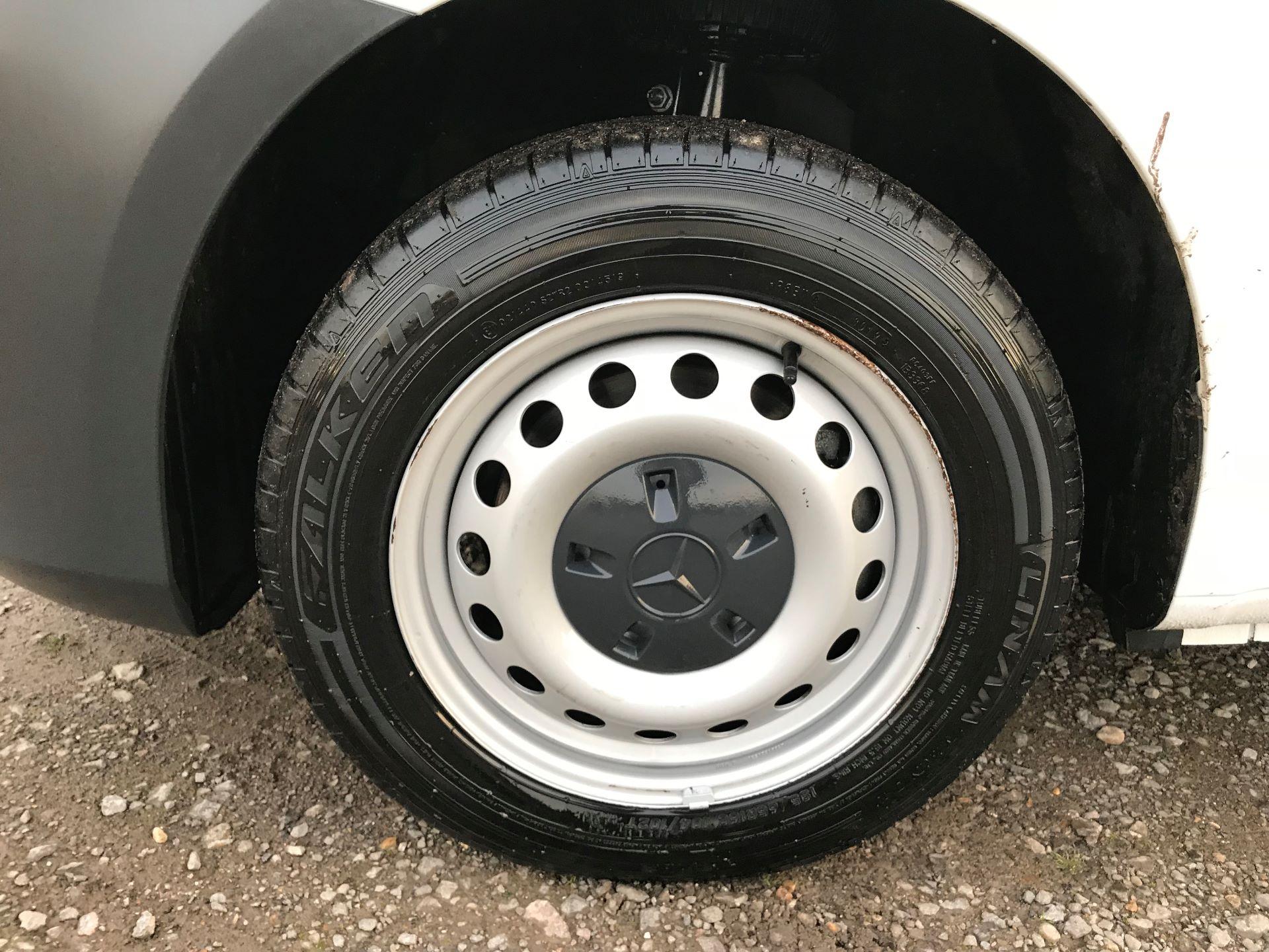 2019 Mercedes-Benz Vito 114Cdi Van (KO19BBF) Image 21