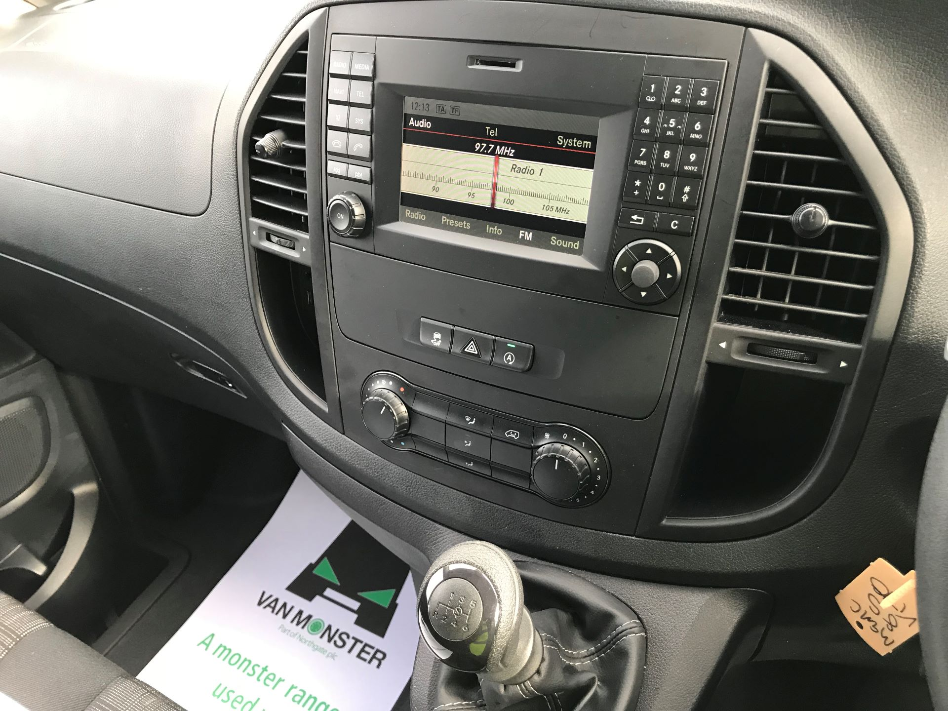 2019 Mercedes-Benz Vito 114Cdi Van (KO19BBJ) Image 27