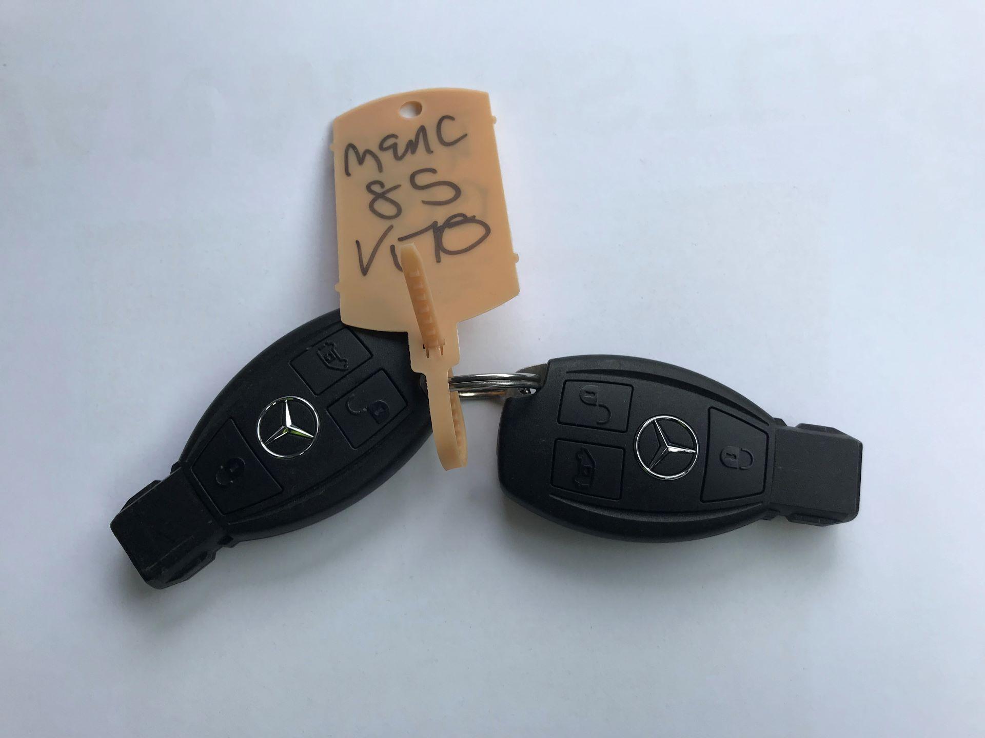 2019 Mercedes-Benz Vito 114Cdi Van (KO19BBJ) Image 32