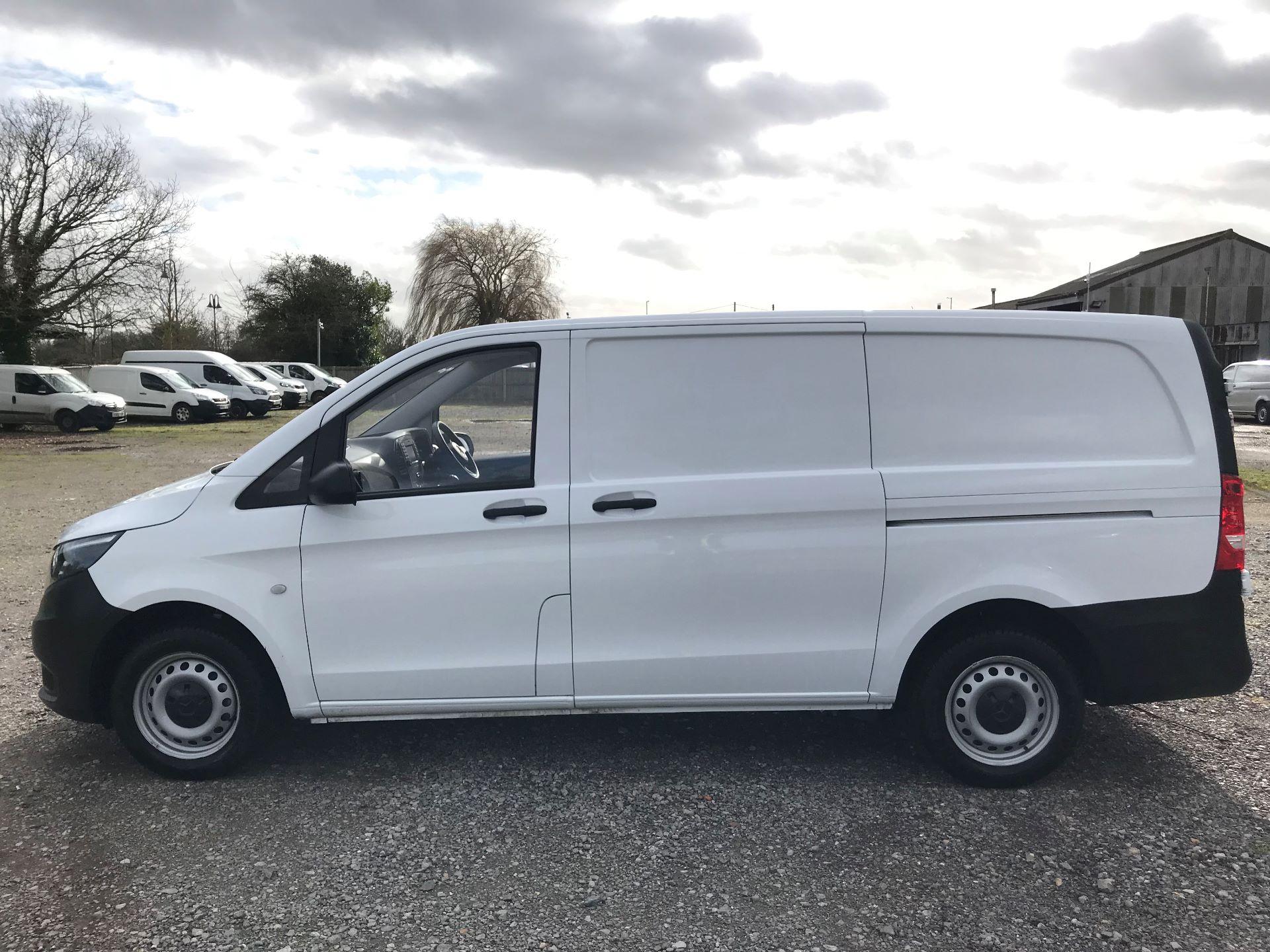2019 Mercedes-Benz Vito 114Cdi Van (KO19BBJ) Image 11