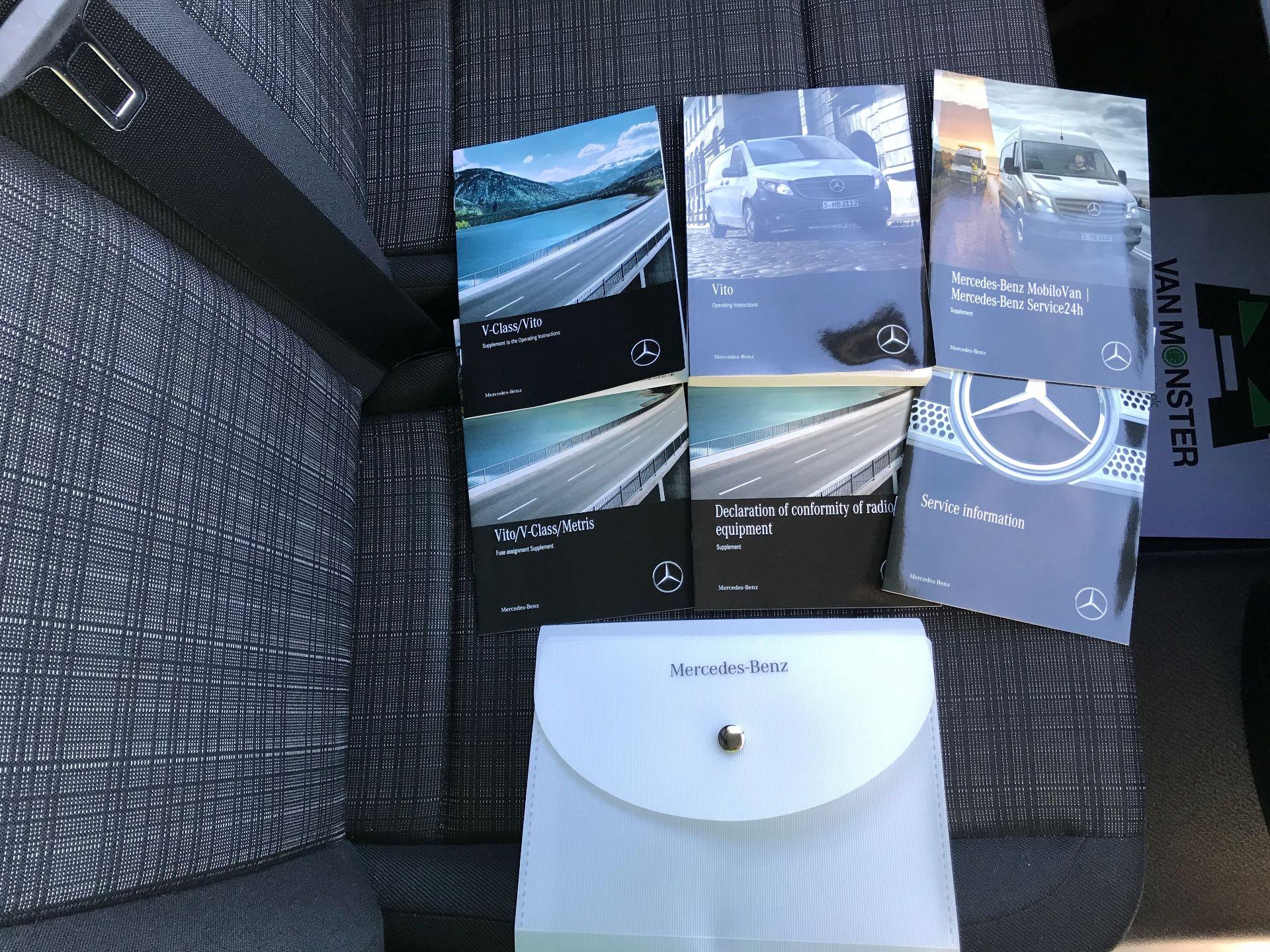 2019 Mercedes-Benz Vito  VITO 114 BLUETEC EURO 6 (KO19BCX) Image 29
